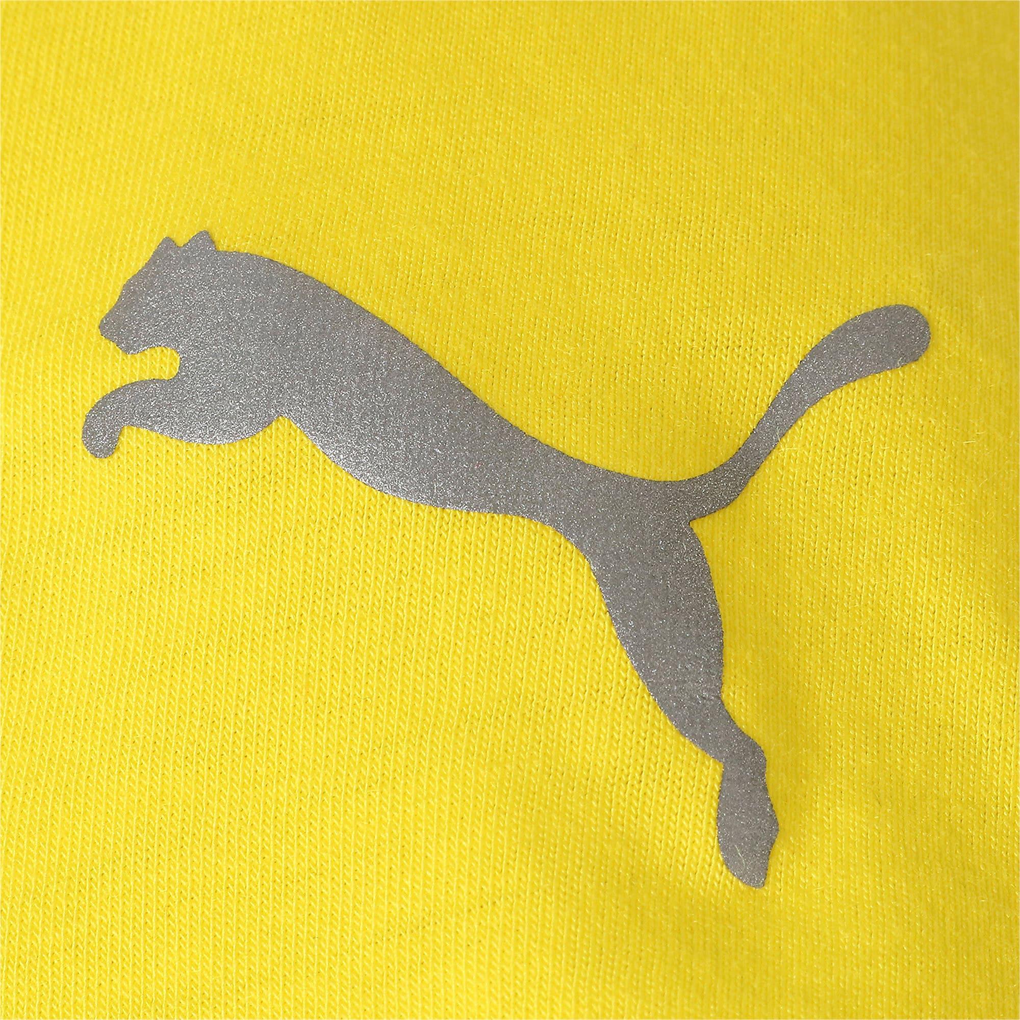 Thumbnail 4 of キッズ エナジー SS Tシャツ 半袖, Blazing Yellow, medium-JPN