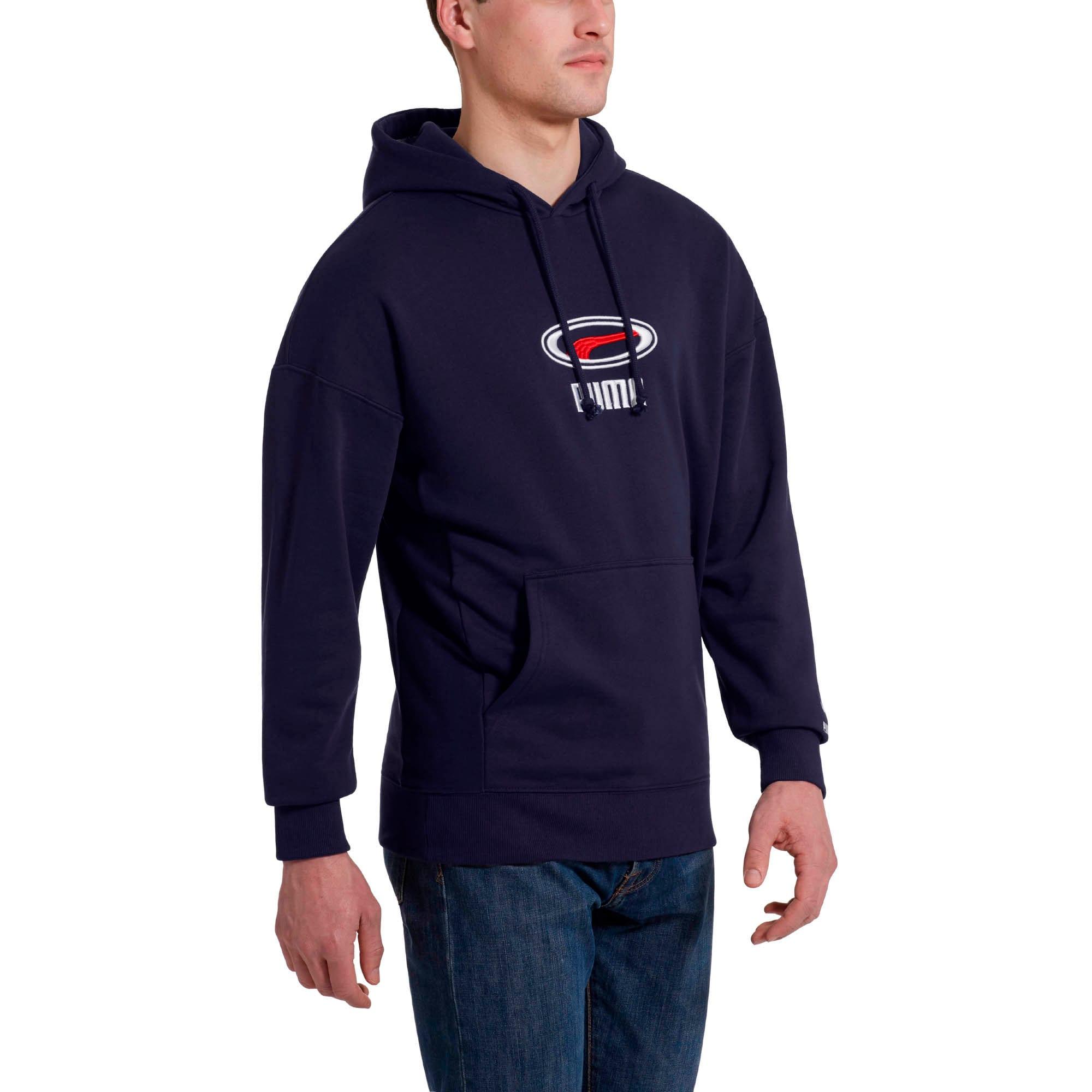 Miniatura 1 de Chaqueta con capucha para hombre OG, Peacoat, mediano