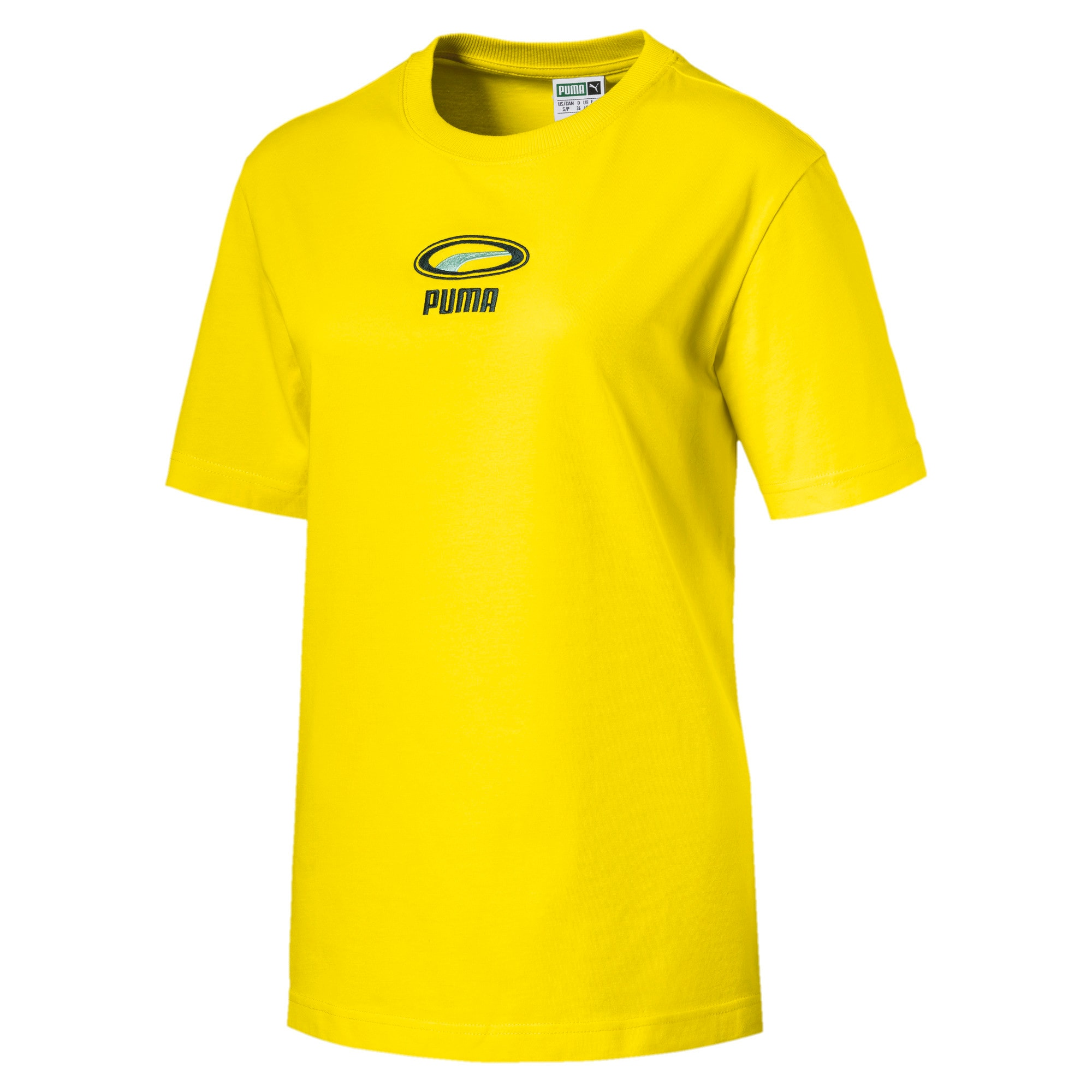 Thumbnail 1 of OG Women's Tee, Blazing Yellow, medium