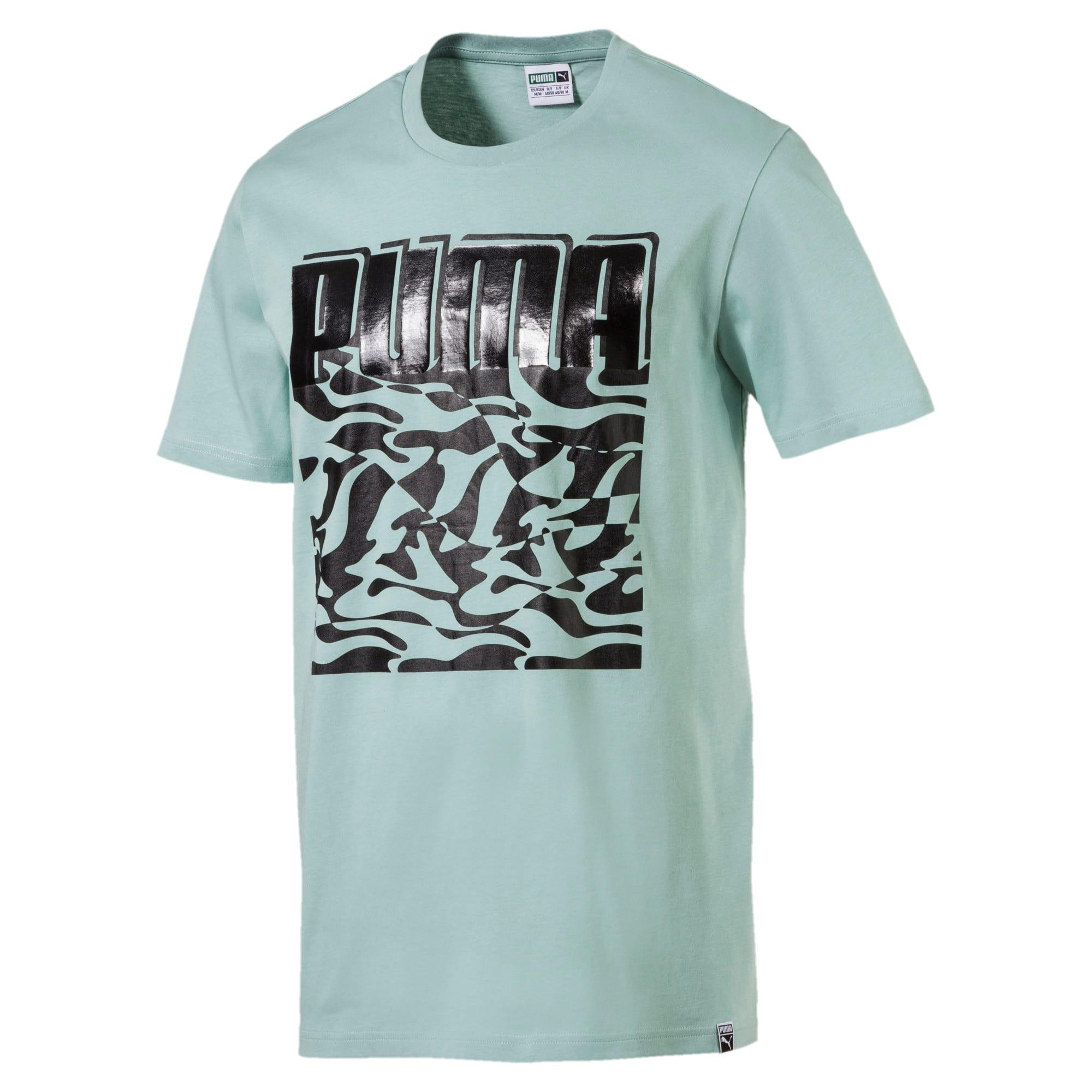 Thumbnail 1 of HD Brand T-Shirt, Aquifer, medium