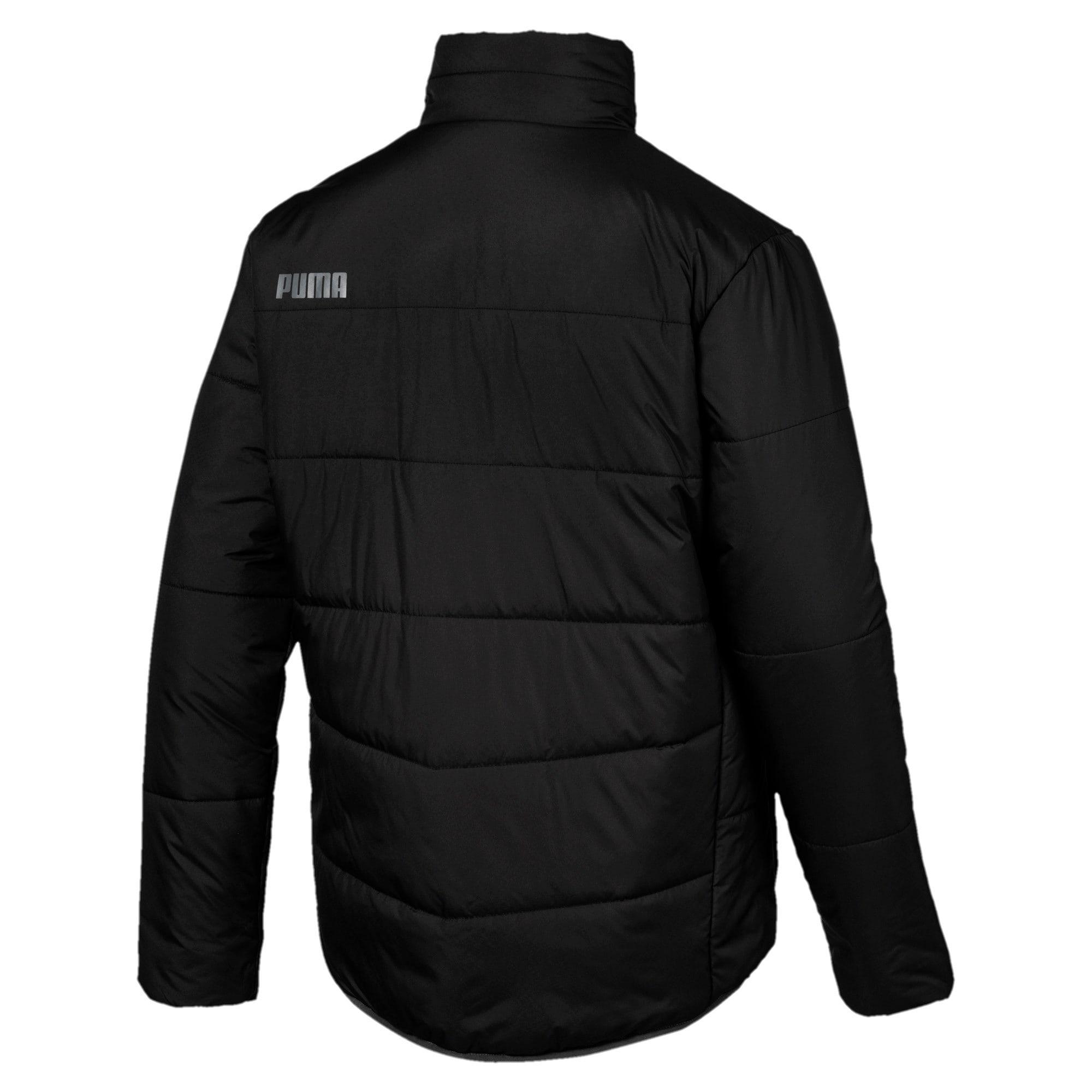 Thumbnail 3 of ESS Padded Jacket, Puma Black, medium