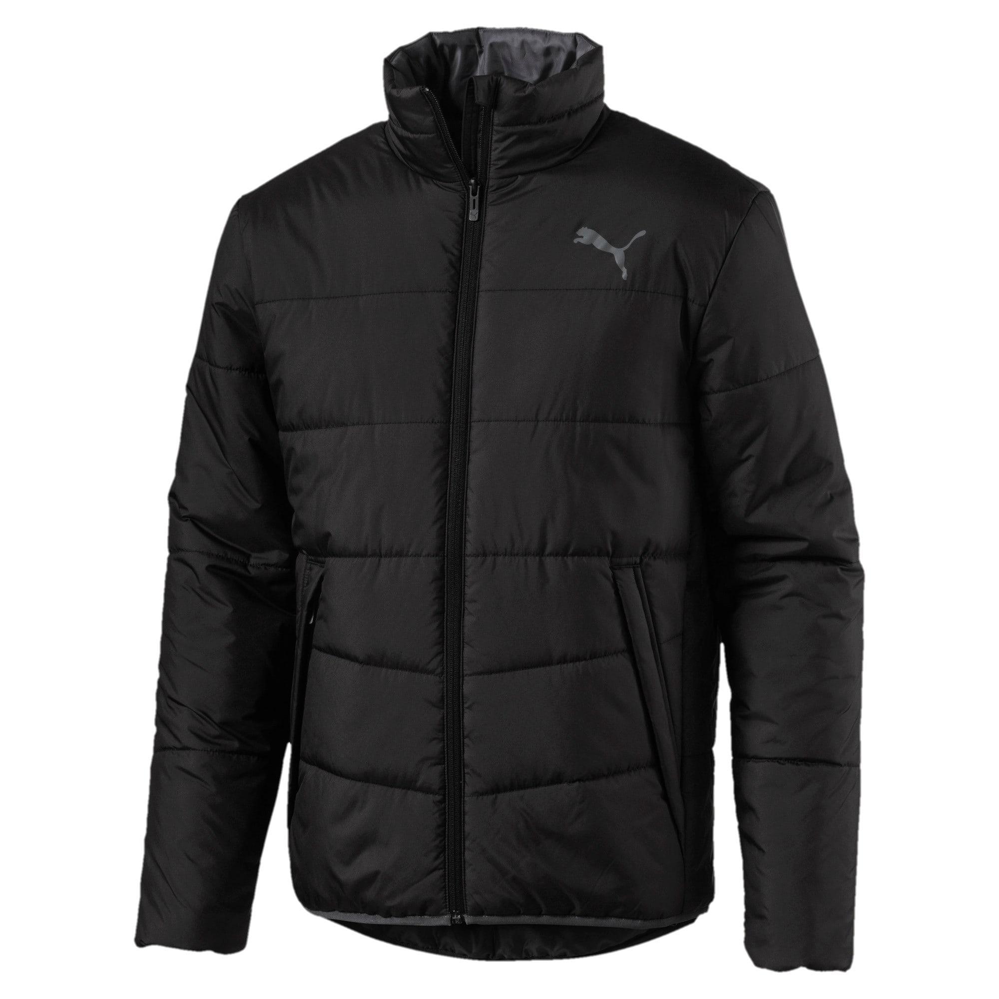Thumbnail 1 of ESS Padded Jacket, Puma Black, medium
