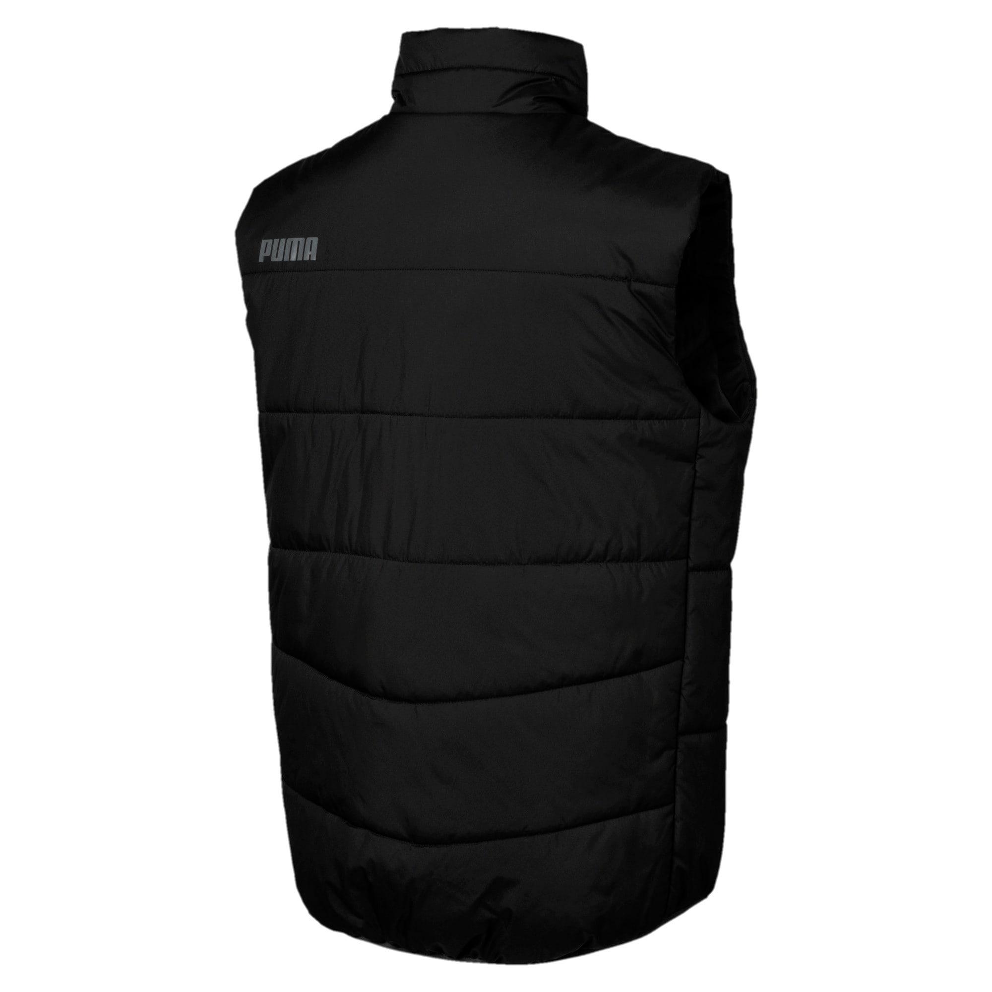 Thumbnail 3 of ESS Padded Vest, Puma Black, medium