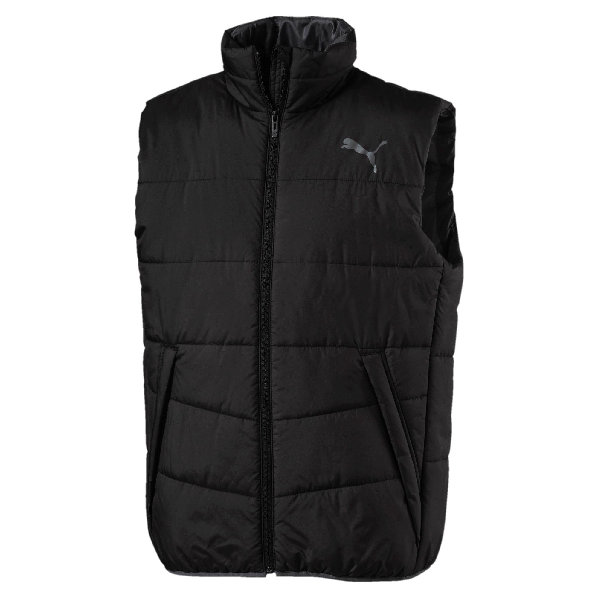 Thumbnail 1 of ESS Padded Vest, Puma Black, medium
