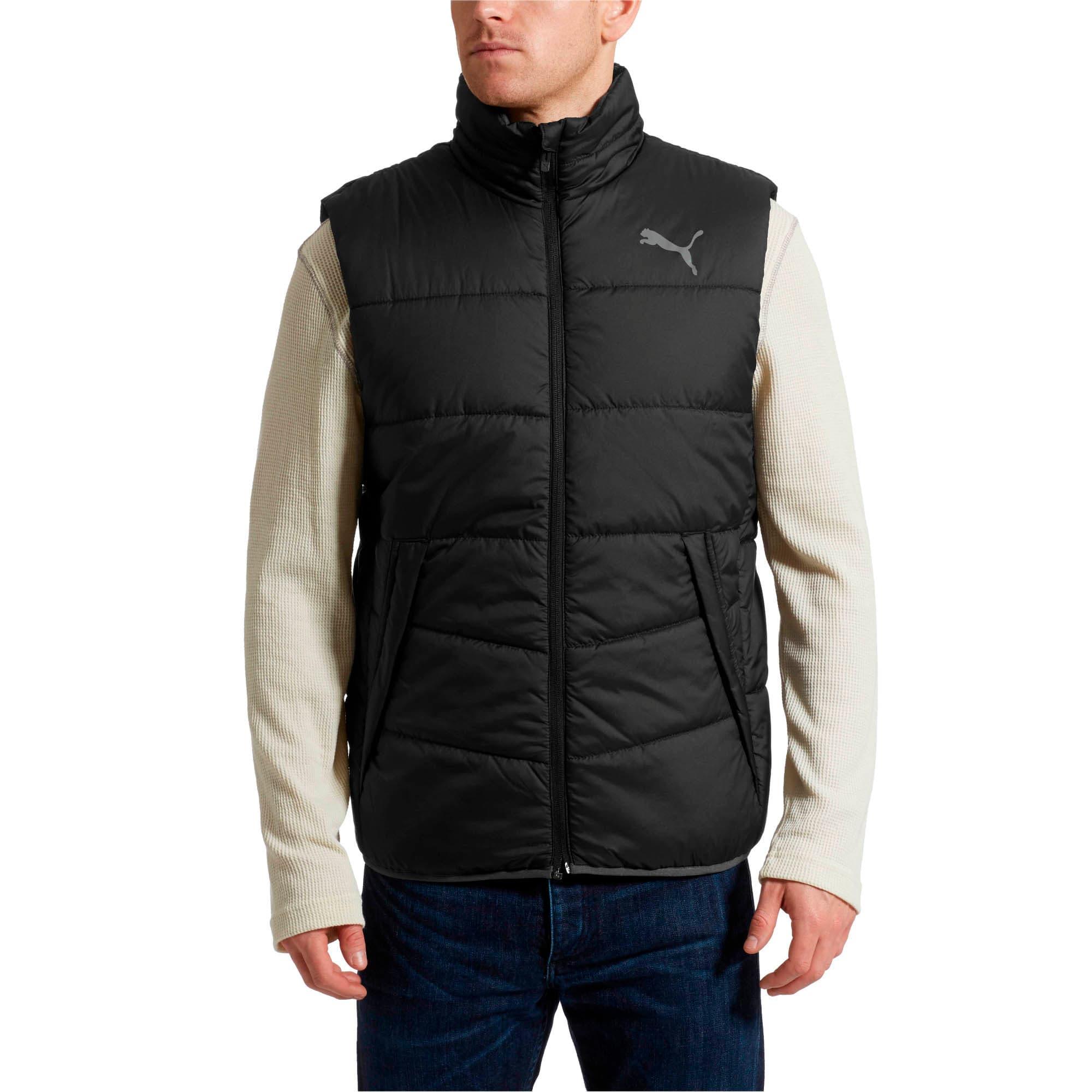 Thumbnail 2 of ESS Padded Vest, Puma Black, medium