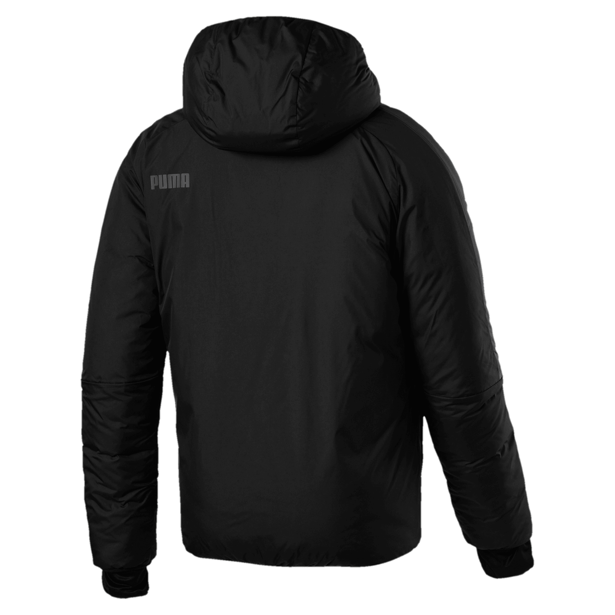 Thumbnail 3 of PWRWarm Men's Jacket, Puma Black, medium