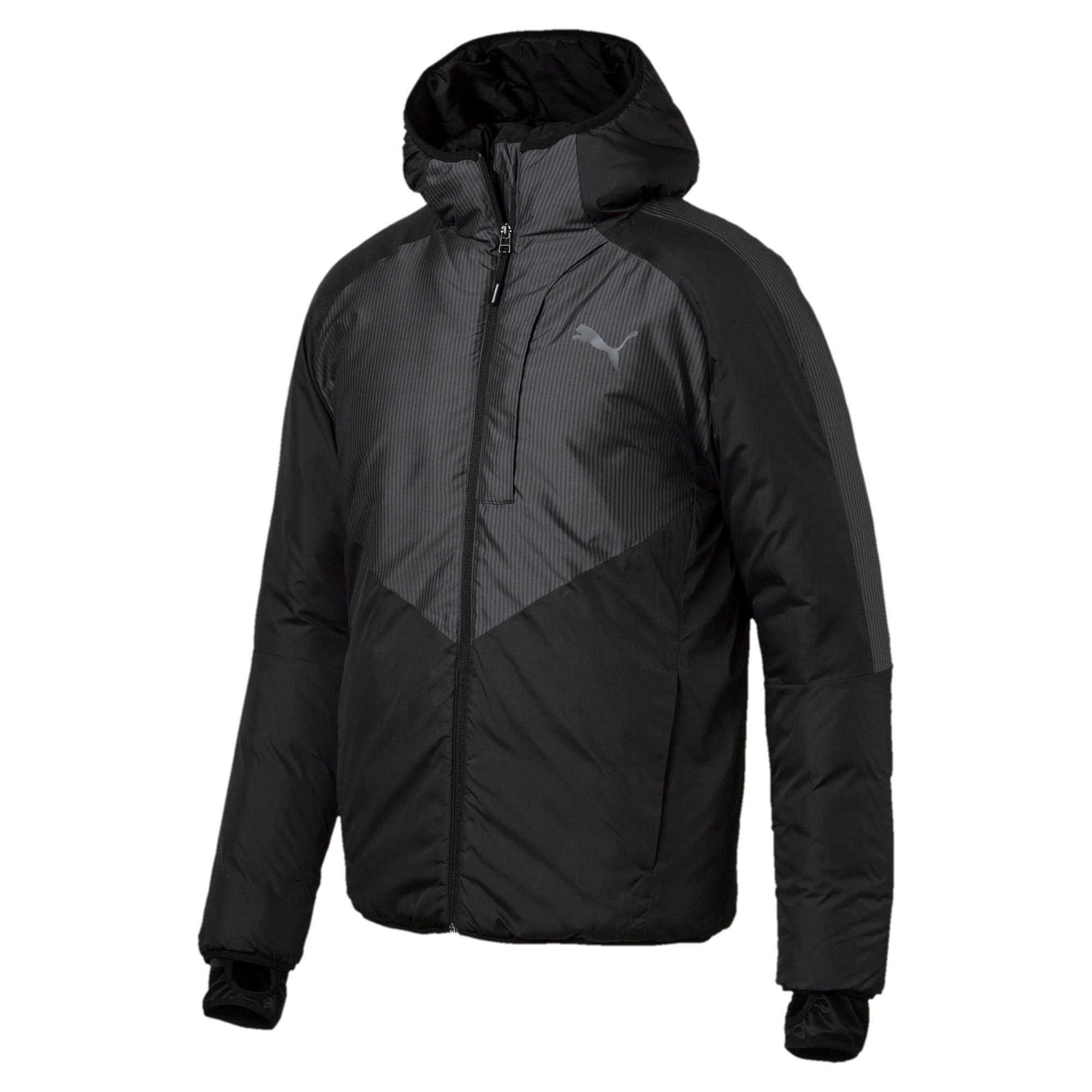 Thumbnail 1 of PWRWarm Men's Jacket, Puma Black, medium