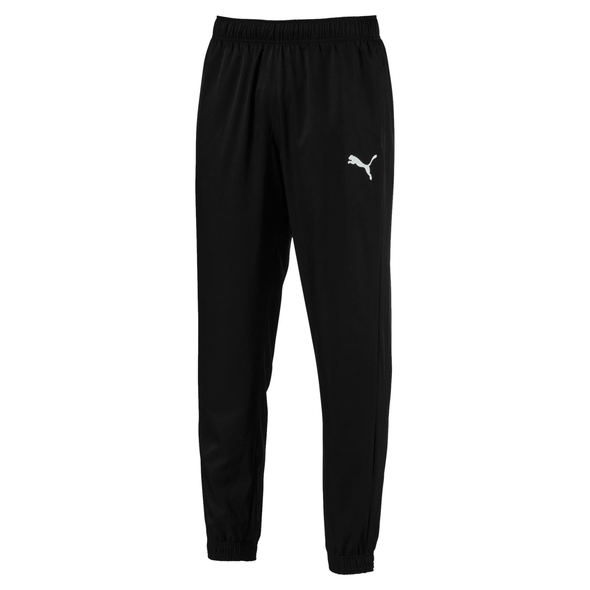 Thumbnail 1 of Active Woven Men's Sweatpants, Puma Black, medium