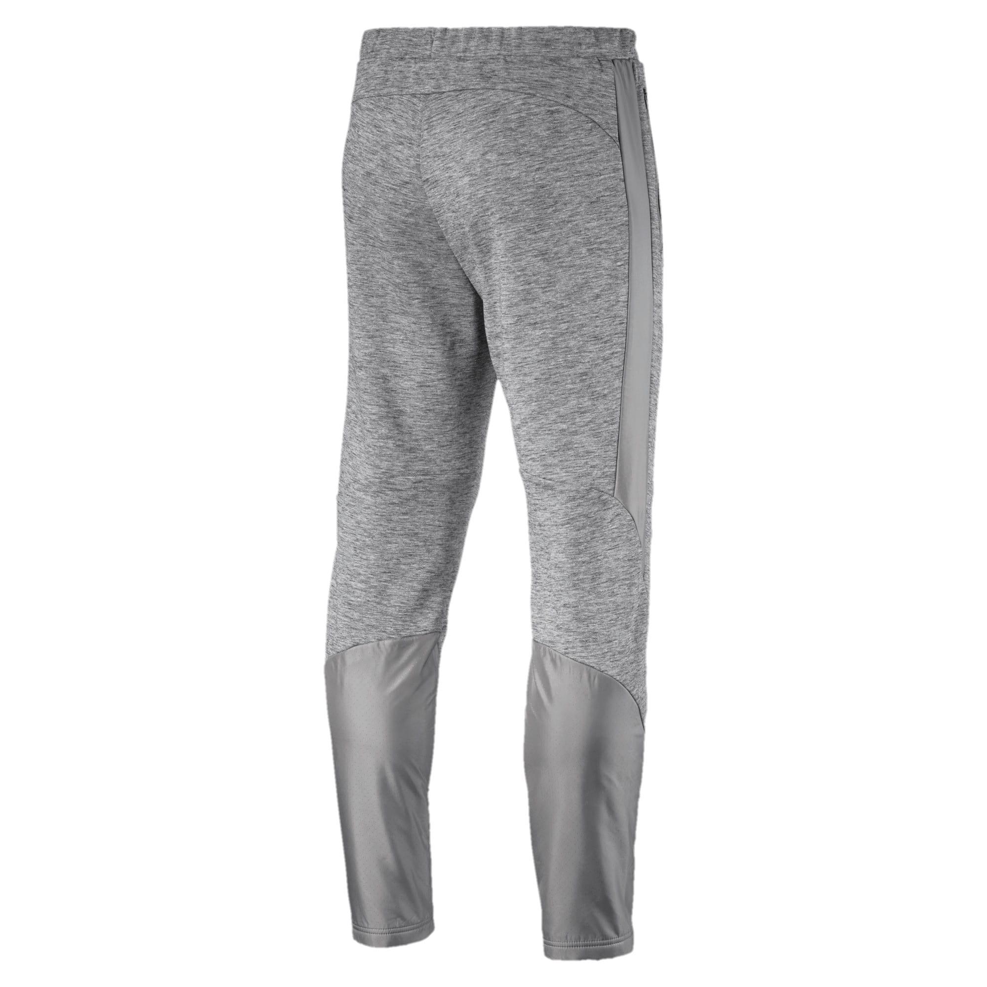 Thumbnail 3 of Active Men's Evostripe Water-Repellent Pants, Medium Gray Heather, medium