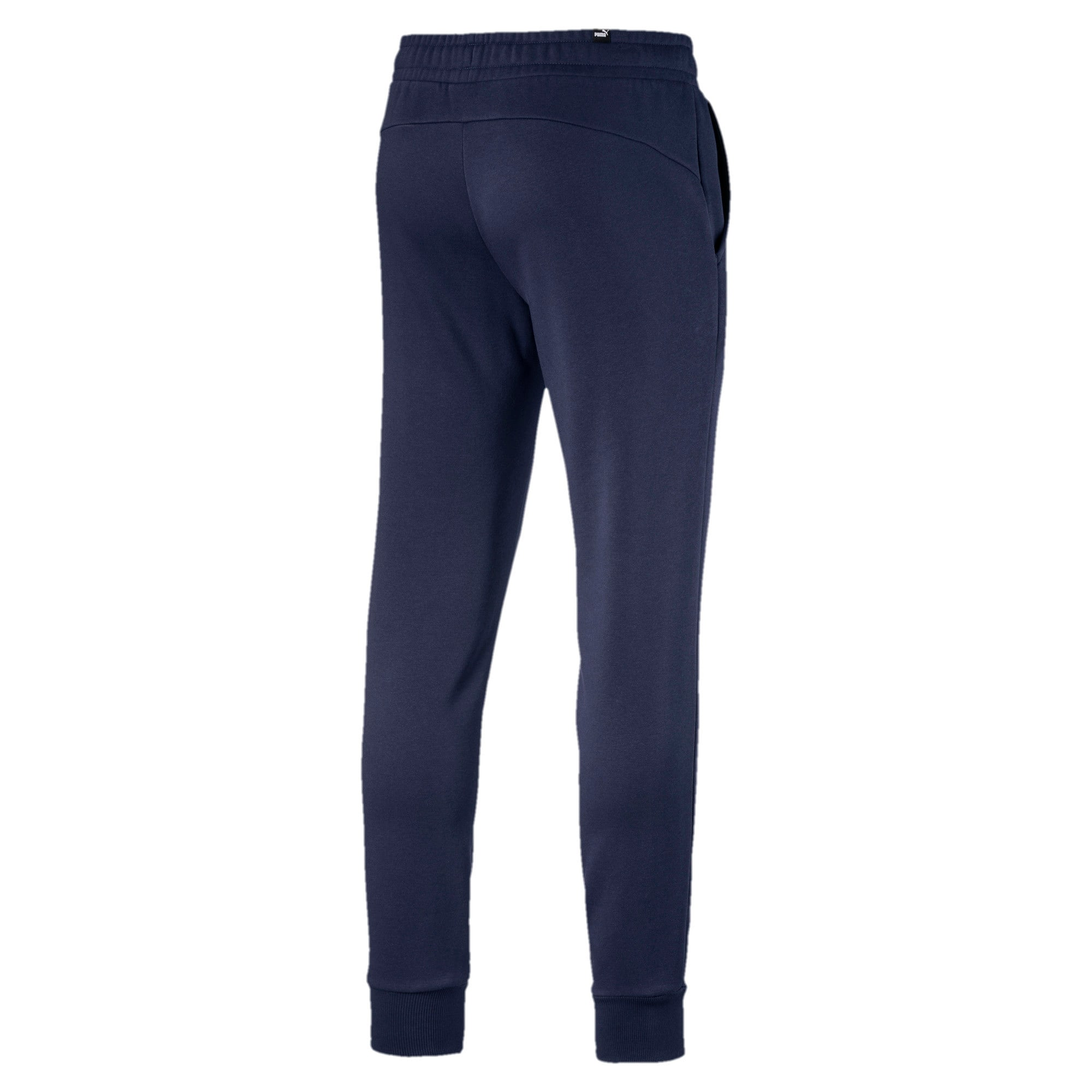 Miniatura 5 de Pantalones de polar Essentials para hombre, Peacoat, mediano