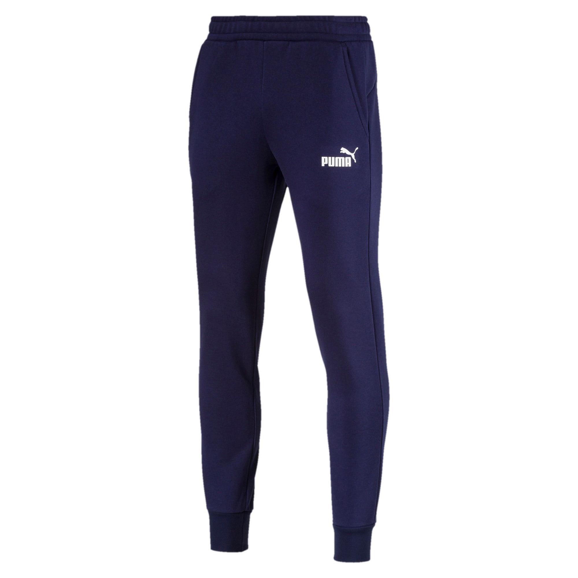 Miniatura 4 de Pantalones de polar Essentials para hombre, Peacoat, mediano