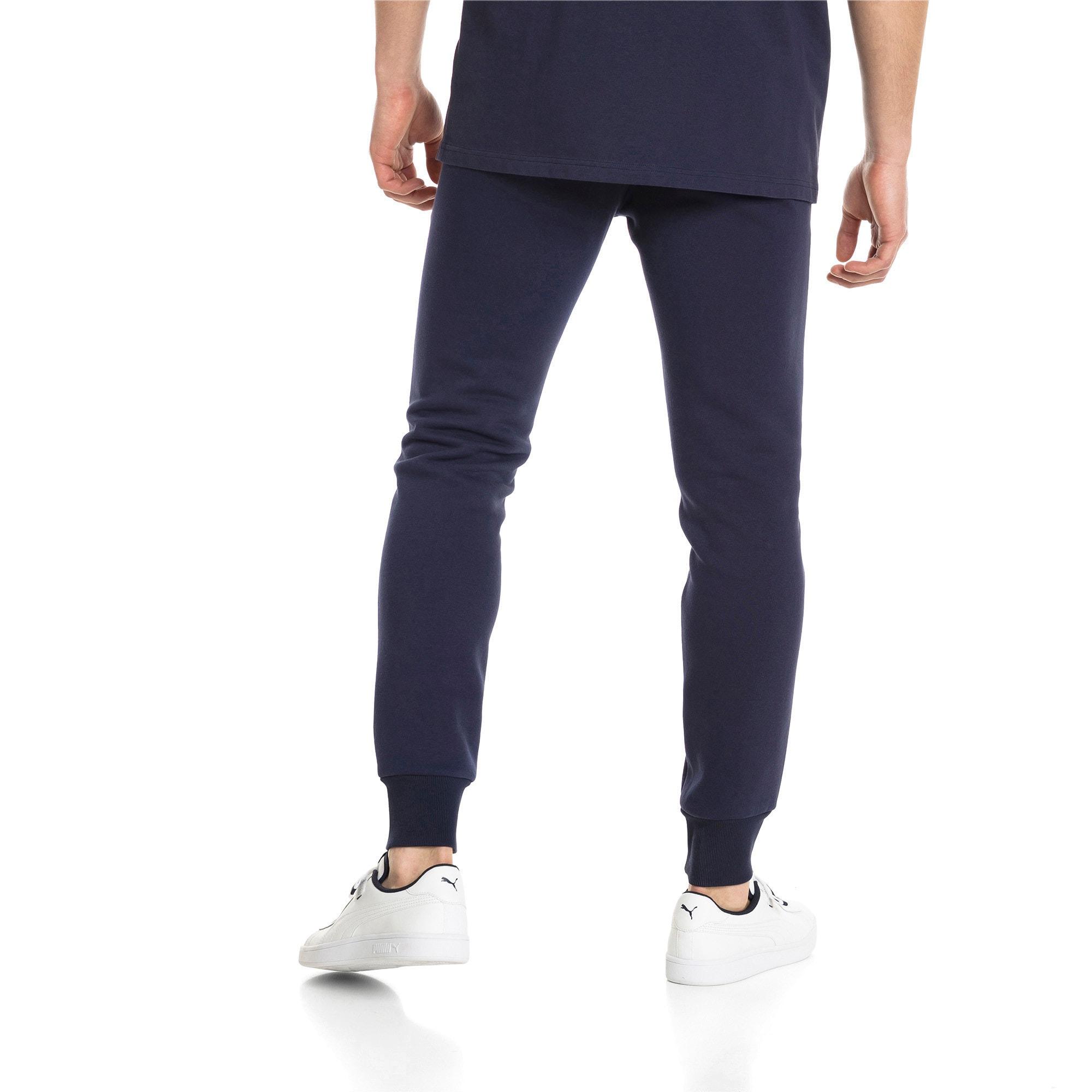 Miniatura 2 de Pantalones de polar Essentials para hombre, Peacoat, mediano