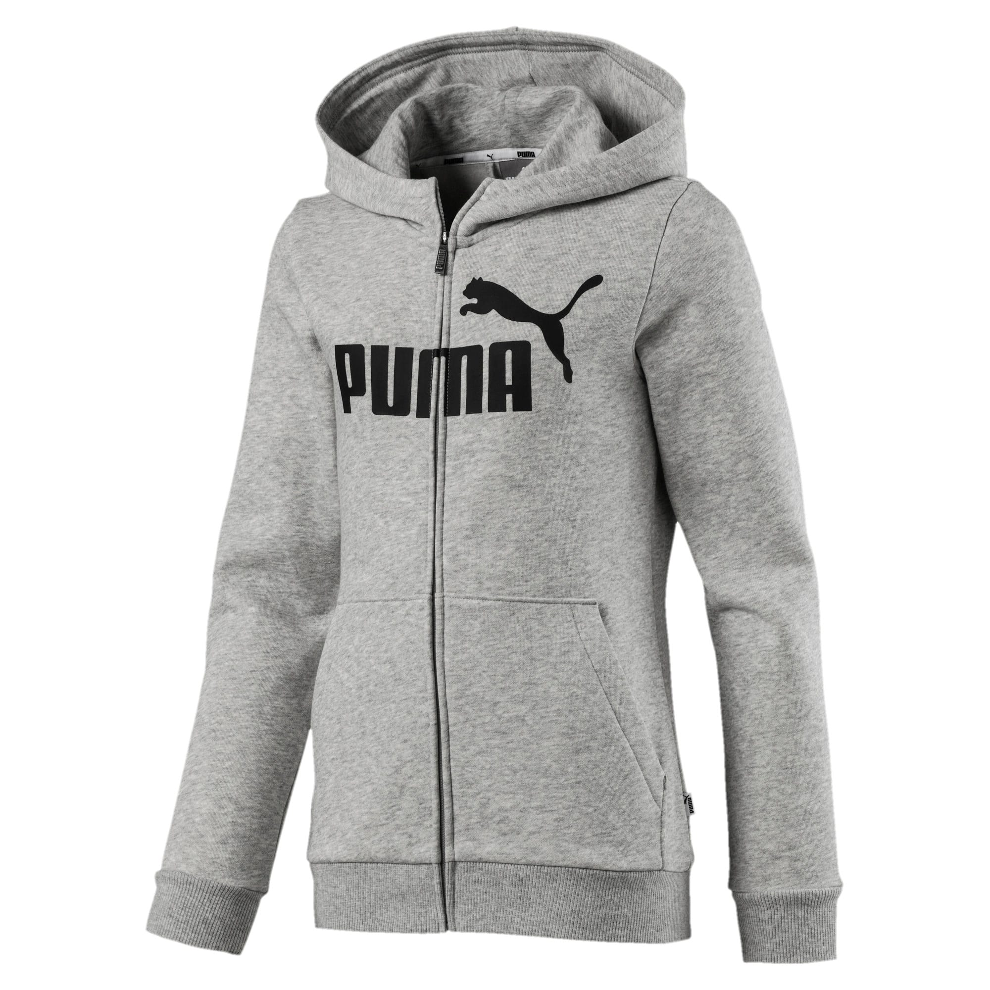 CHAQUETA PUMA ESS Hooded Jacket FL G
