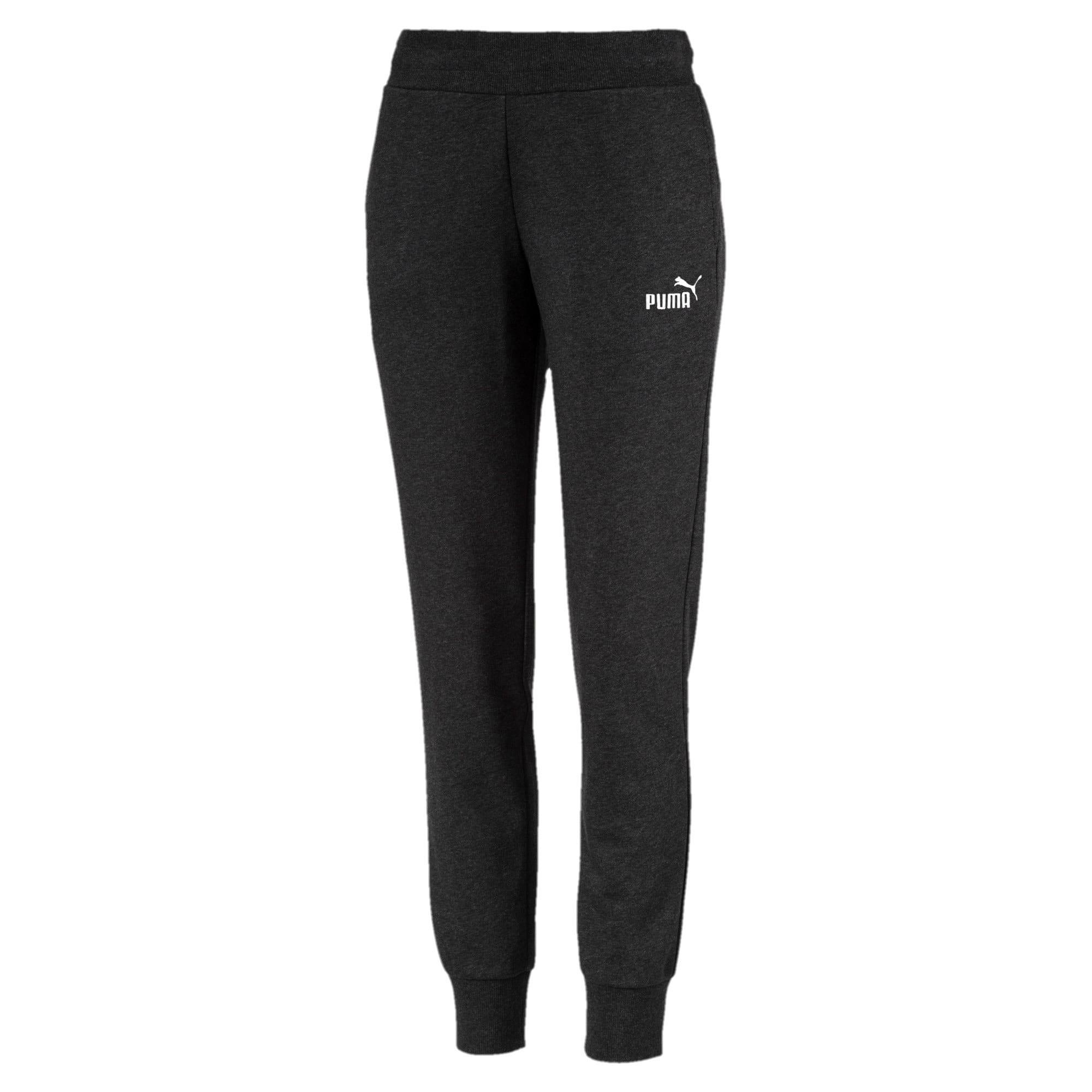 Thumbnail 1 of Essentials Women's Sweatpants, Dark Gray Heather, medium