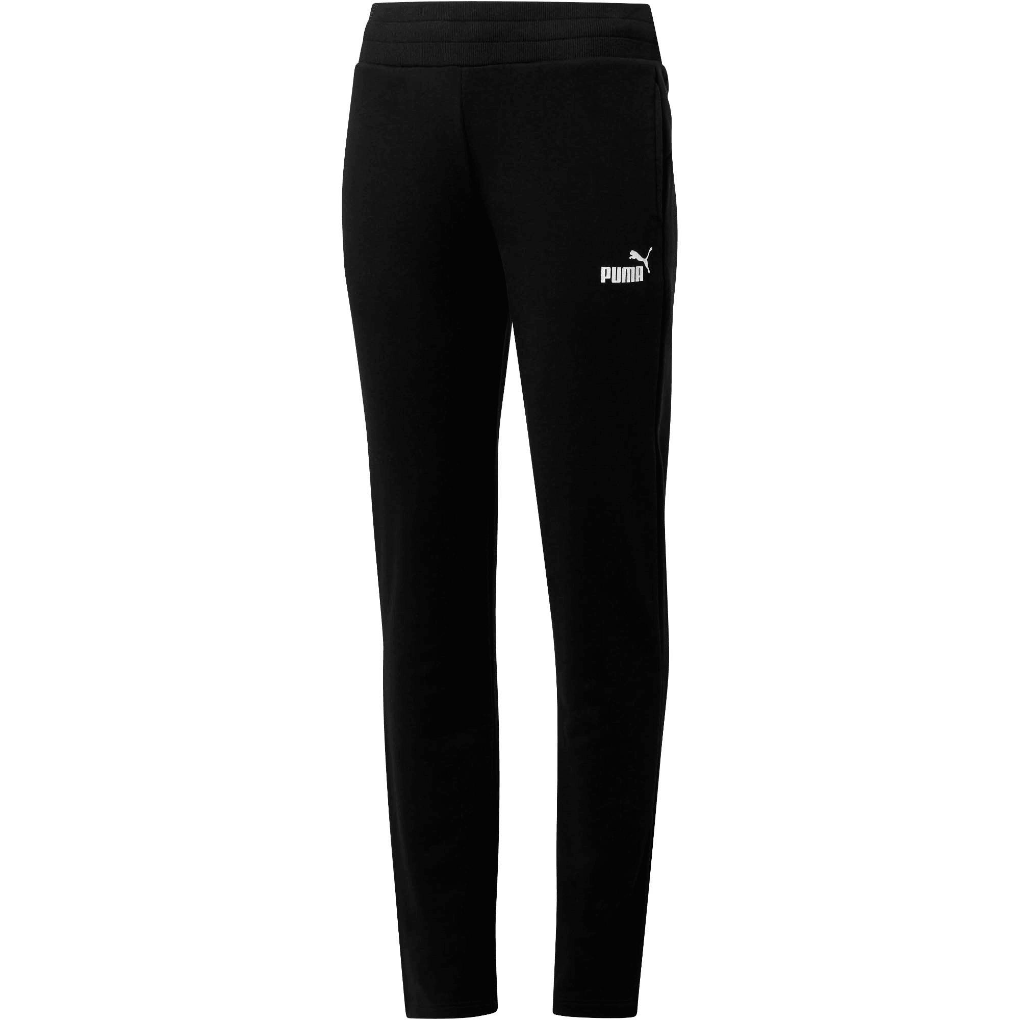 Thumbnail 1 of Essentials Women's Sweatpants, Cotton Black, medium
