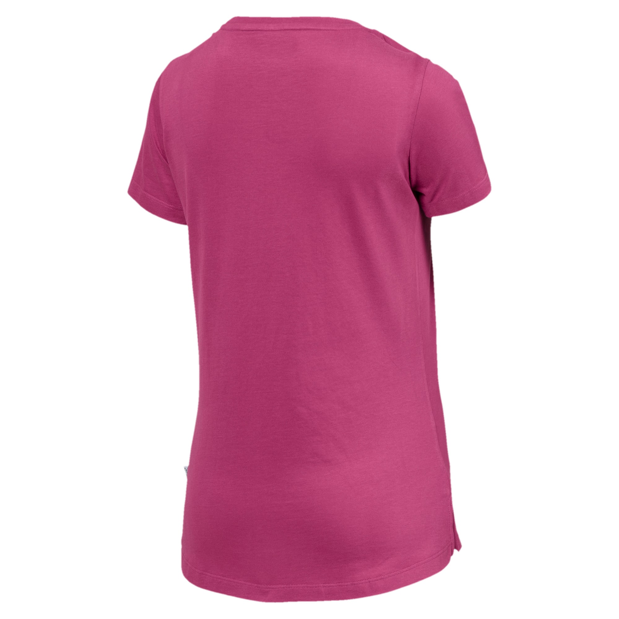 Thumbnail 3 of Athletic Women's Tee, Magenta Haze-Metalic Ash, medium