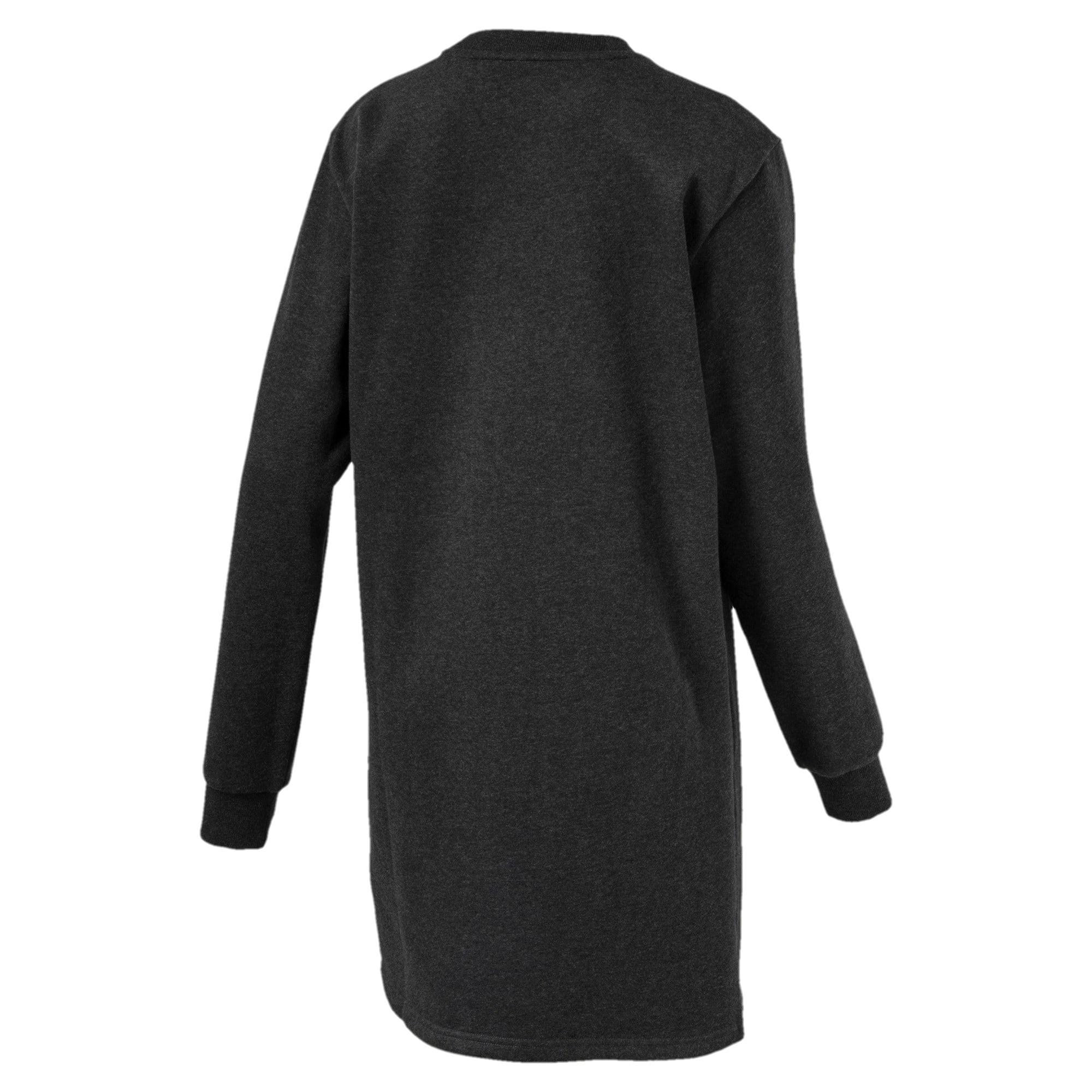 Thumbnail 3 of ATHLETIC Dress, DarkGrayHeather-BronzeMedal, medium