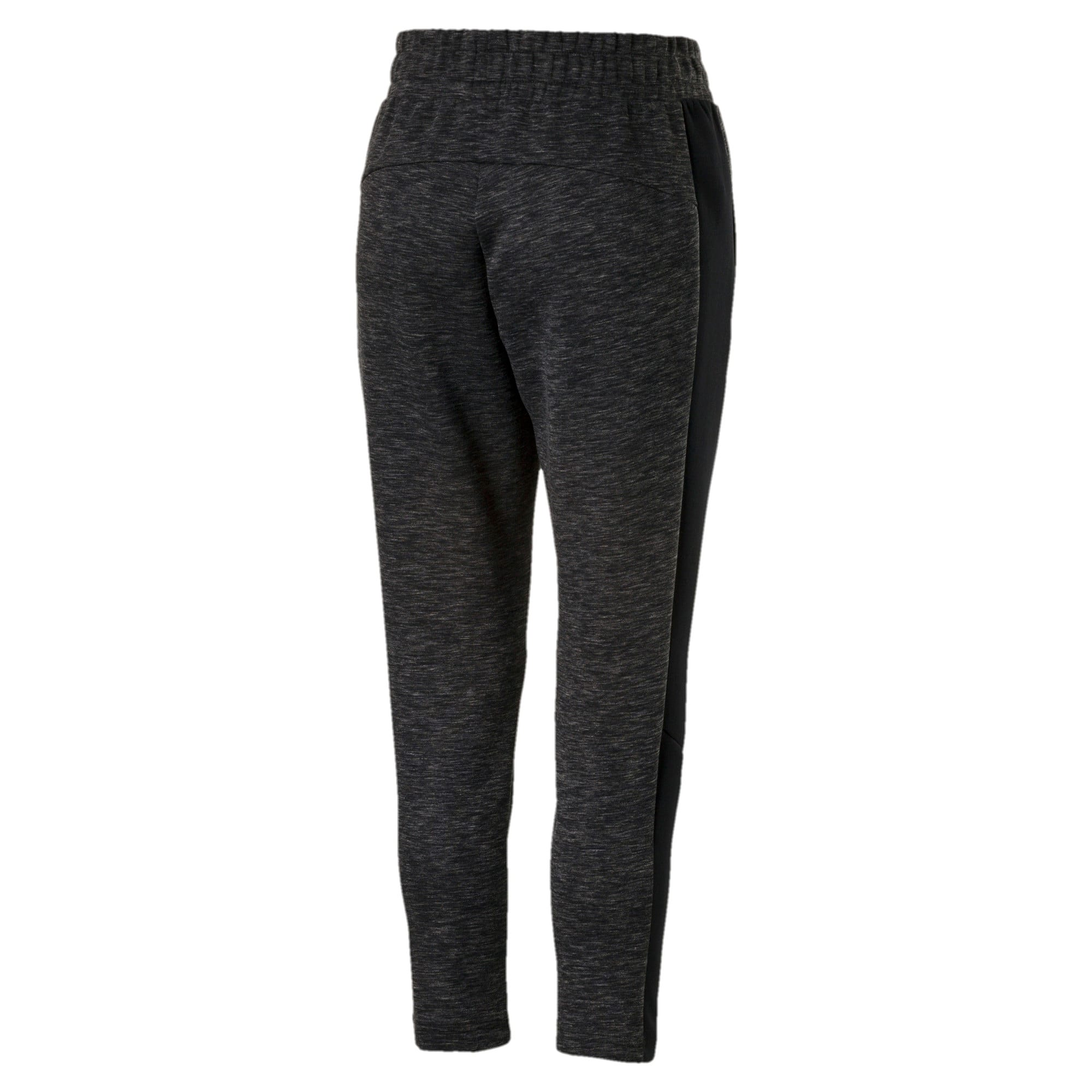 Thumbnail 4 of Pantalon Evostripe pour femme, Cotton Black-heather, medium
