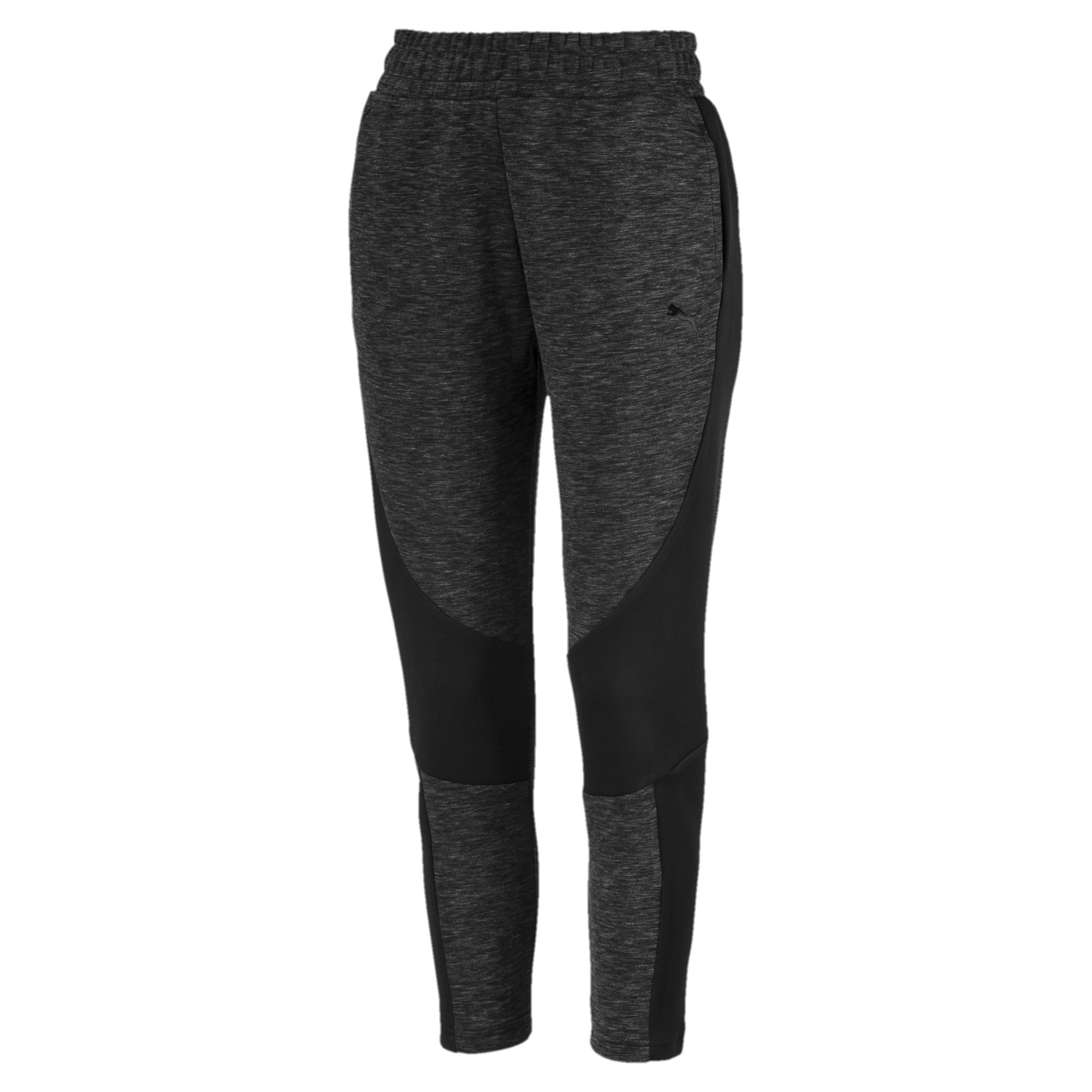 Thumbnail 1 of Pantalon Evostripe pour femme, Cotton Black-heather, medium