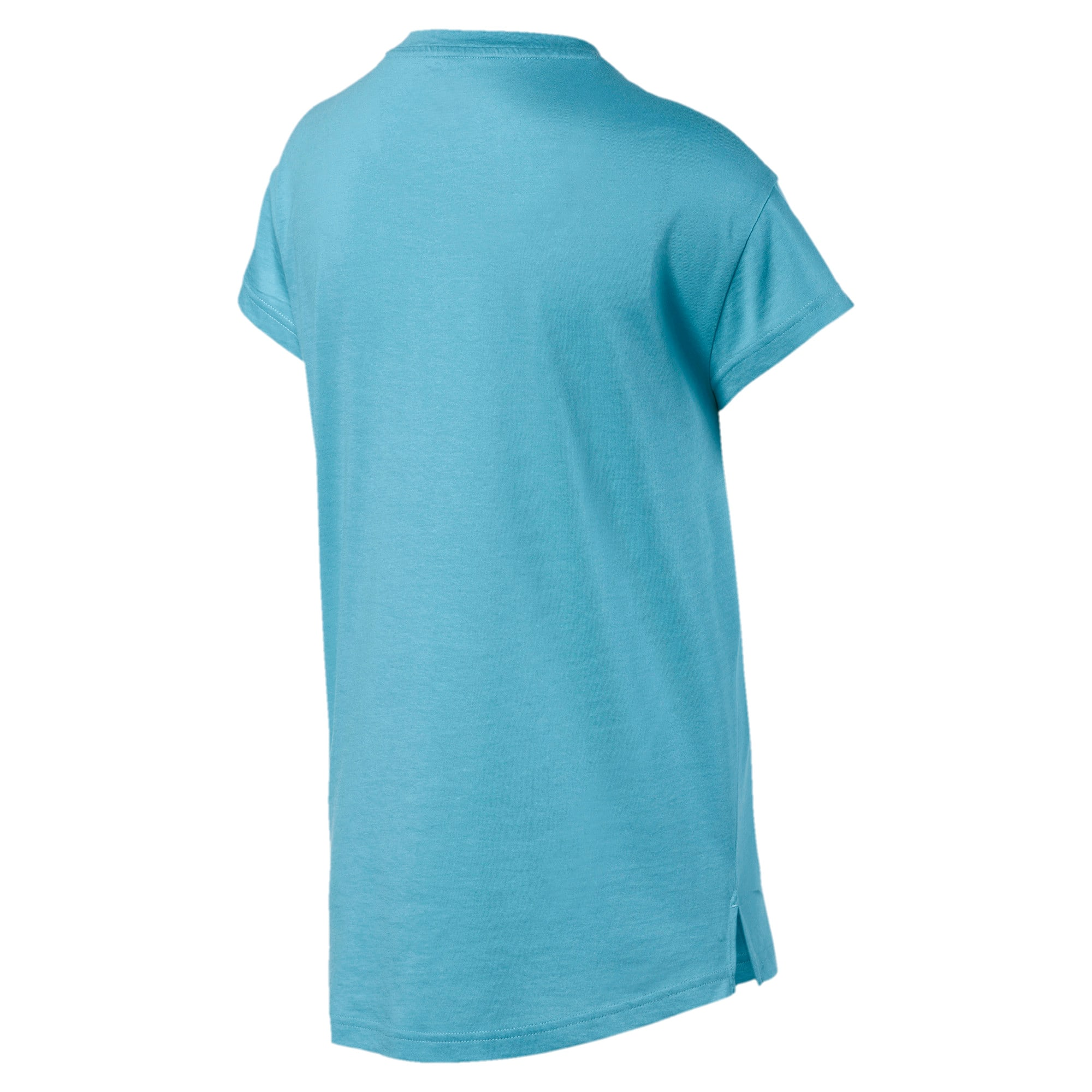 Thumbnail 5 of Active Damen T-Shirt, Milky Blue, medium