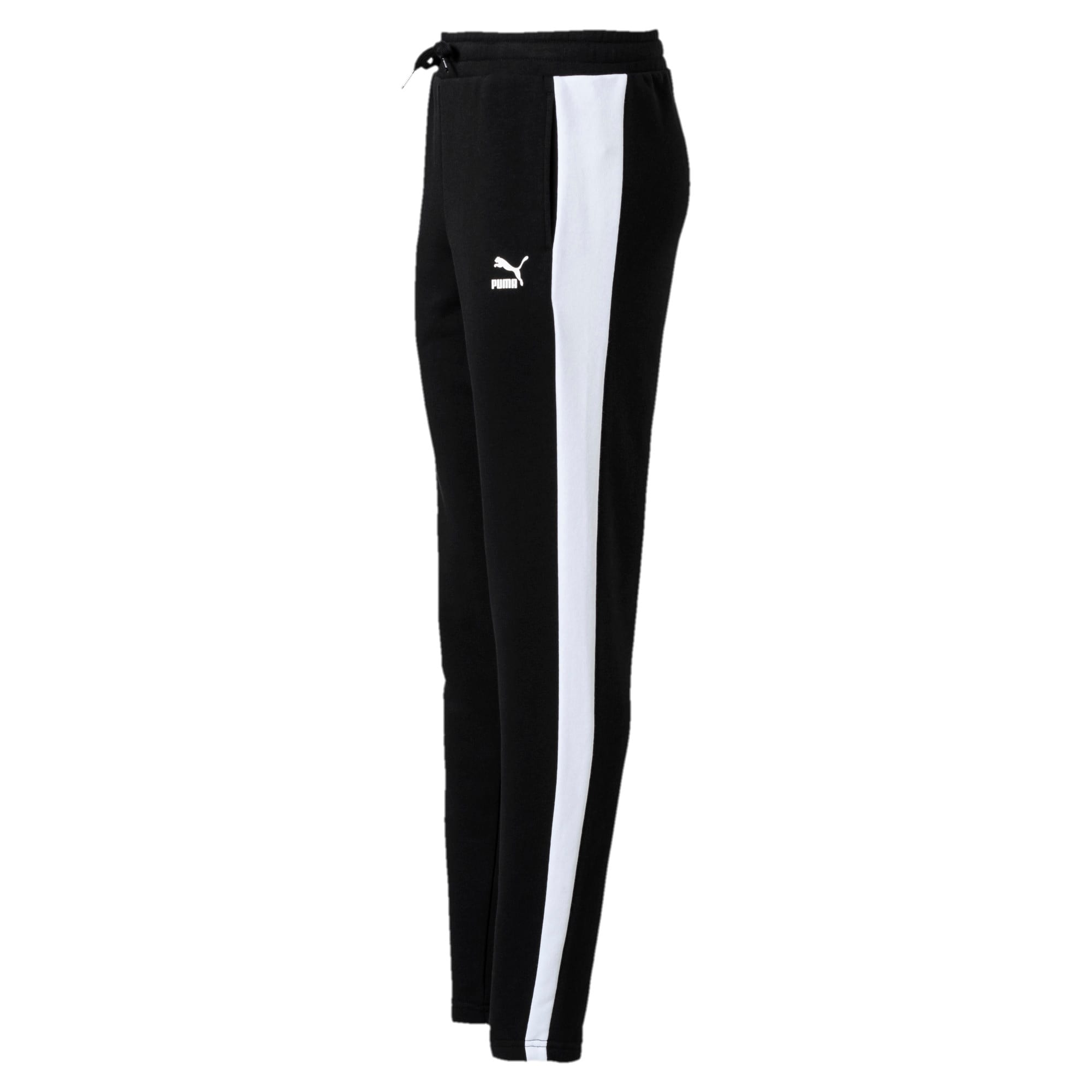 Thumbnail 3 of Classics Girls' T7 Sweatpants JR, Cotton Black, medium