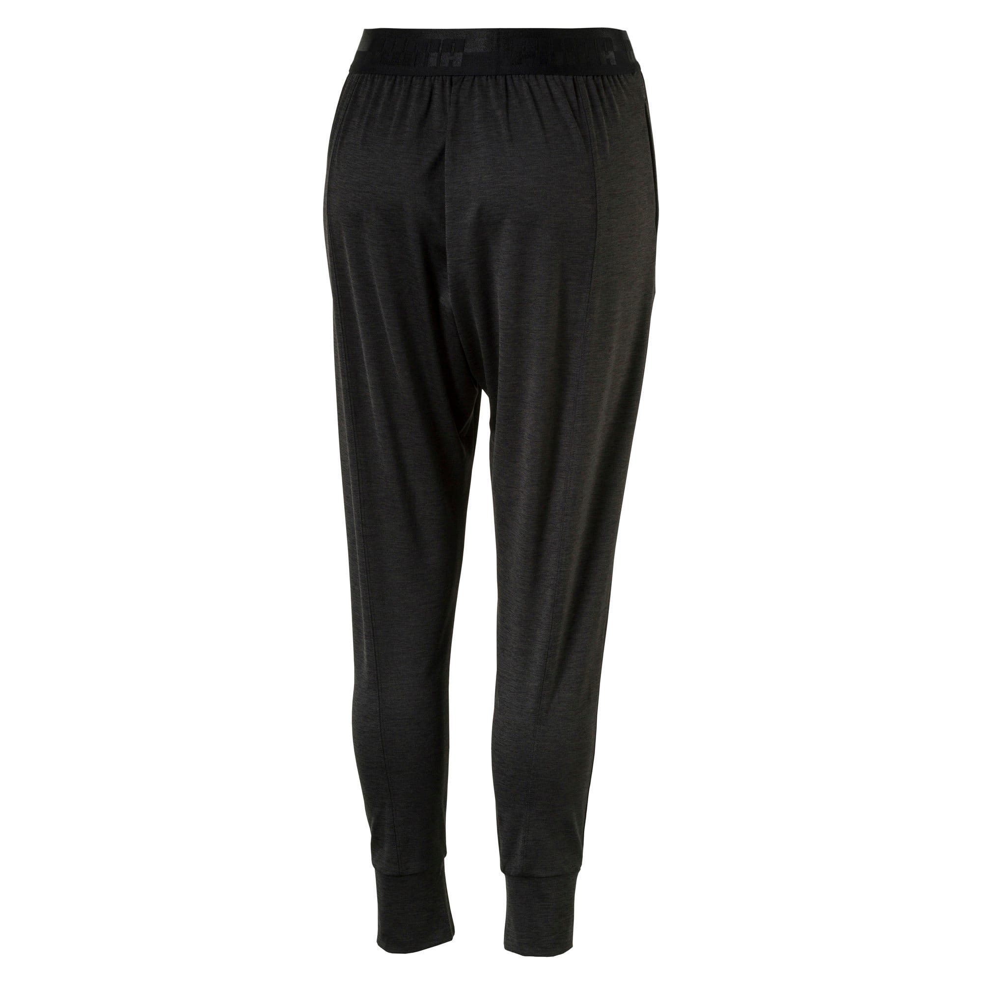 Thumbnail 3 of Soft Sport Women's Sweatpants, Puma Black-heather, medium