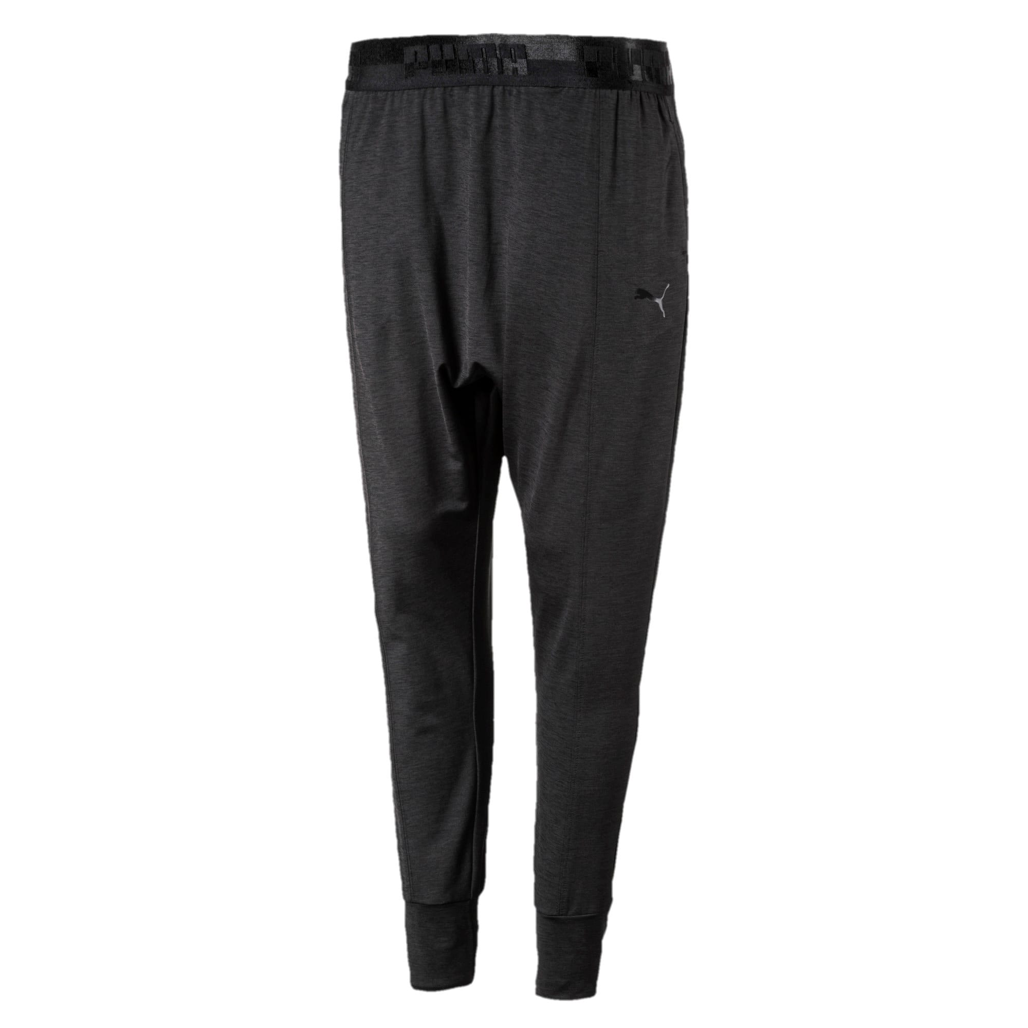Thumbnail 1 of Soft Sport Women's Sweatpants, Puma Black-heather, medium