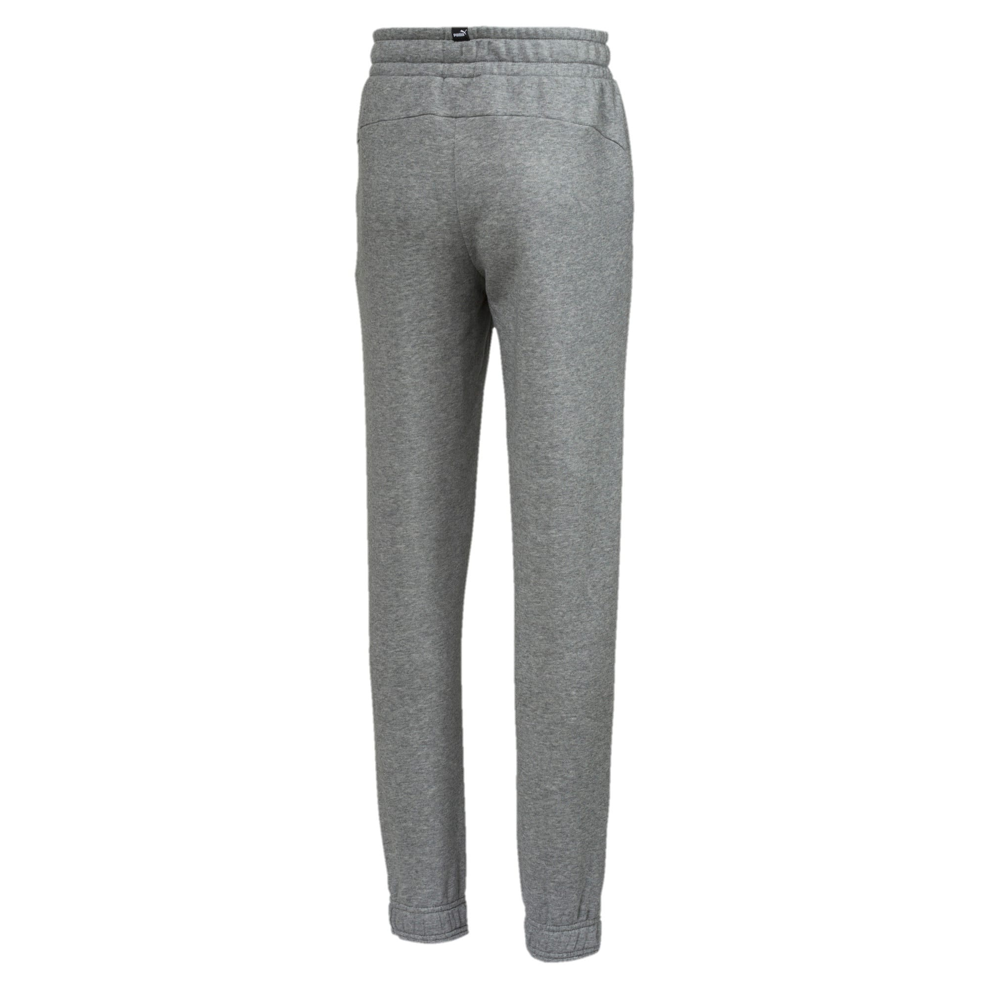 Thumbnail 2 of Essentials Jungen Sweatpants, Medium Gray Heather, medium