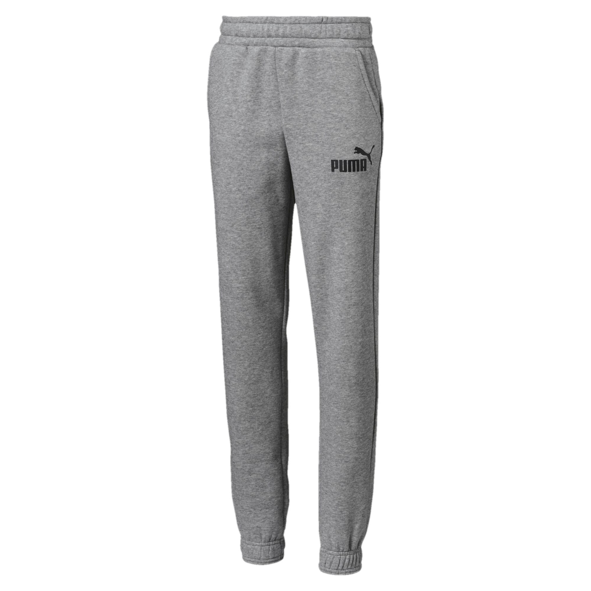 Thumbnail 1 of Essentials Jungen Sweatpants, Medium Gray Heather, medium