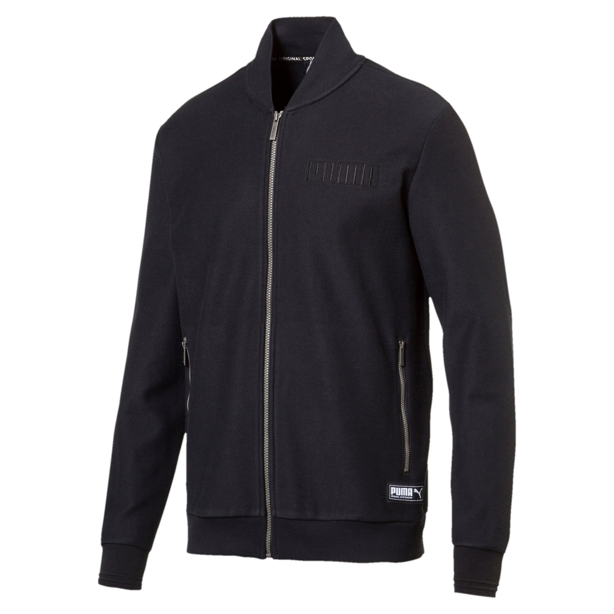 Thumbnail 1 of Athletic premium jacket, Cotton Black, medium