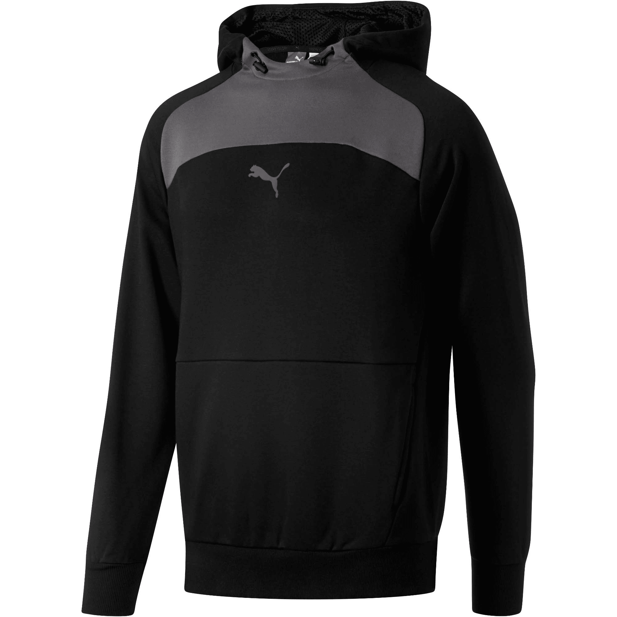 Thumbnail 1 of Modern Sports Hoodie, Cotton Black, medium