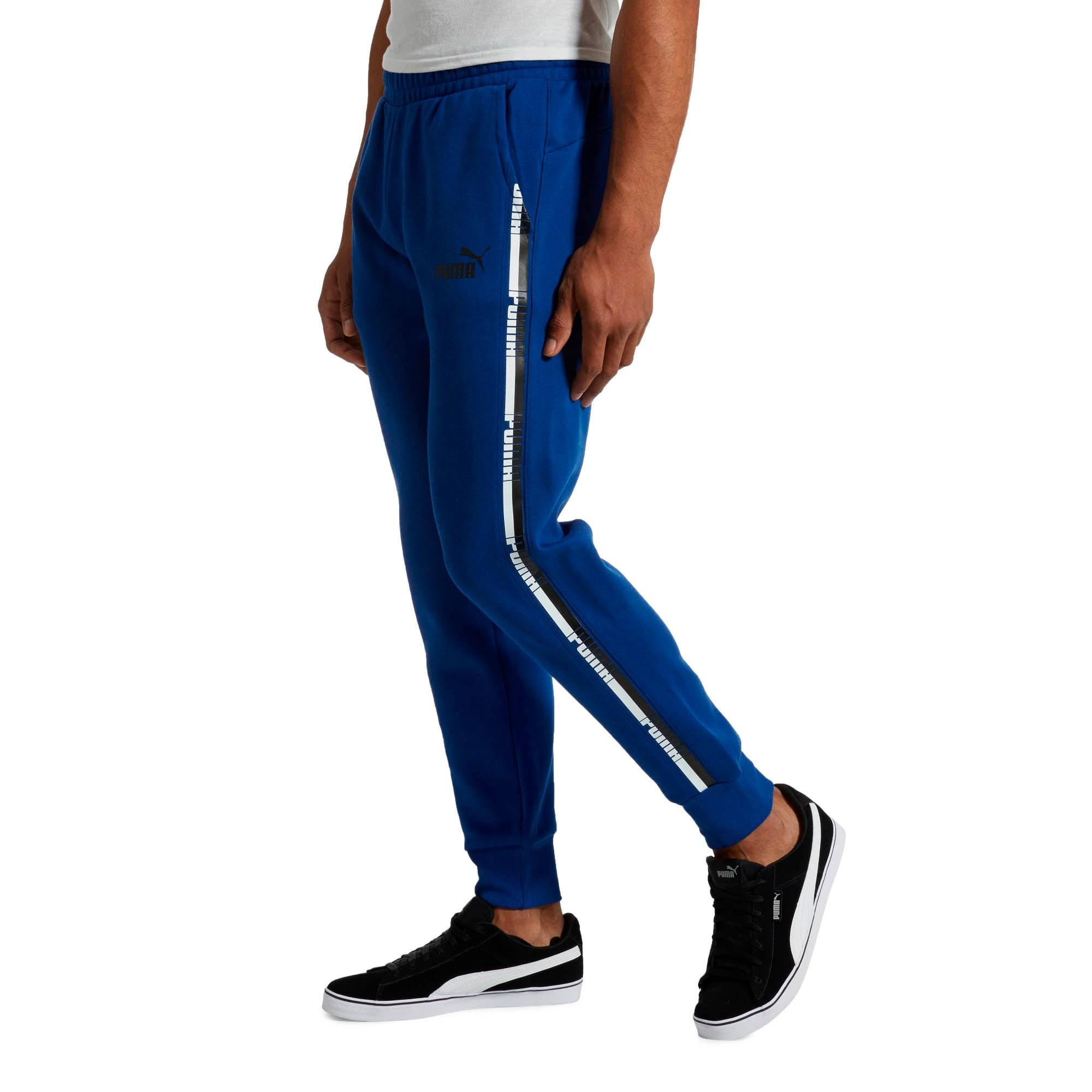 Thumbnail 2 of Tape Men's Pants, Sodalite Blue, medium