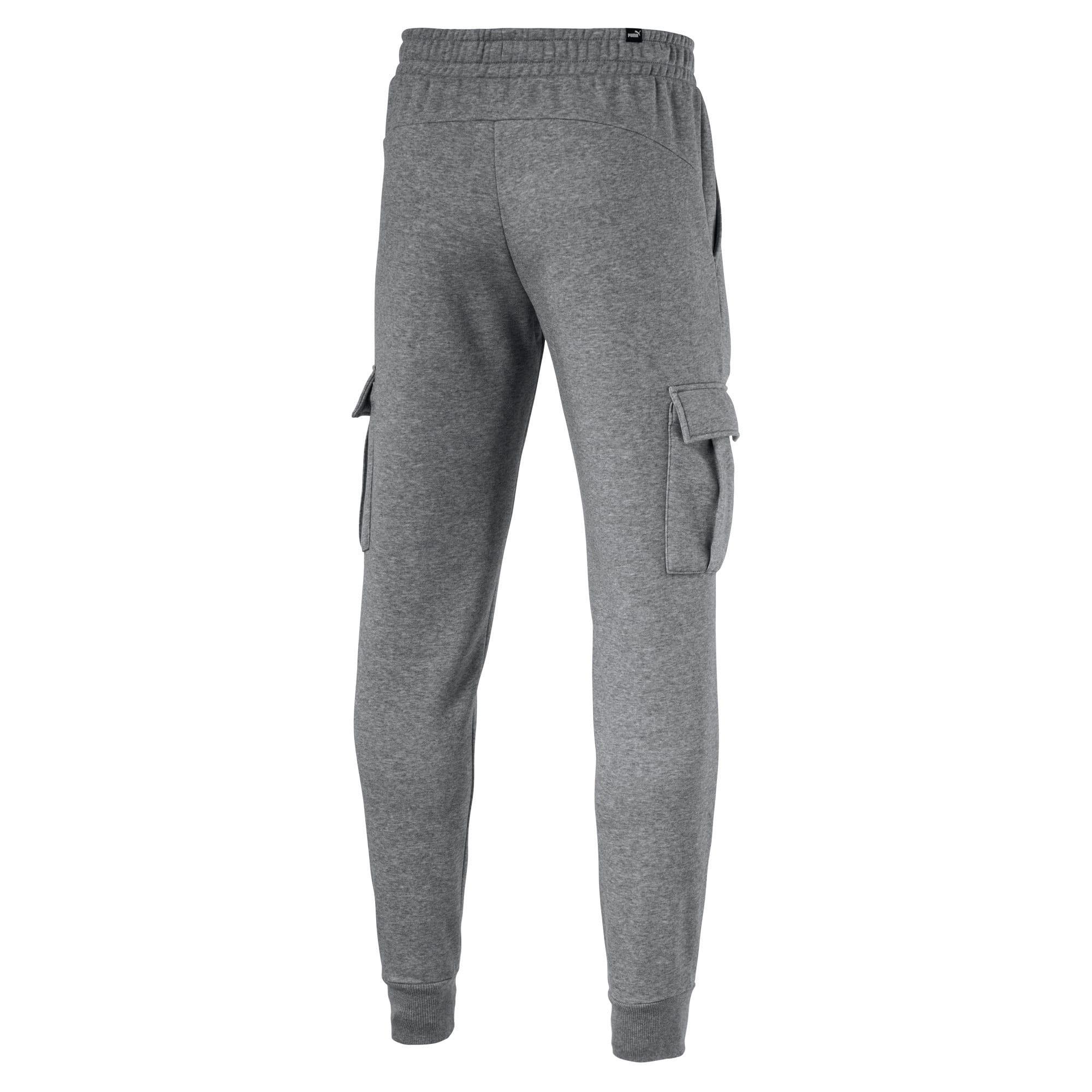 Miniatura 2 de Pantalones Essentials+ con bolsillos para hombre, Medium Gray Heather, mediano