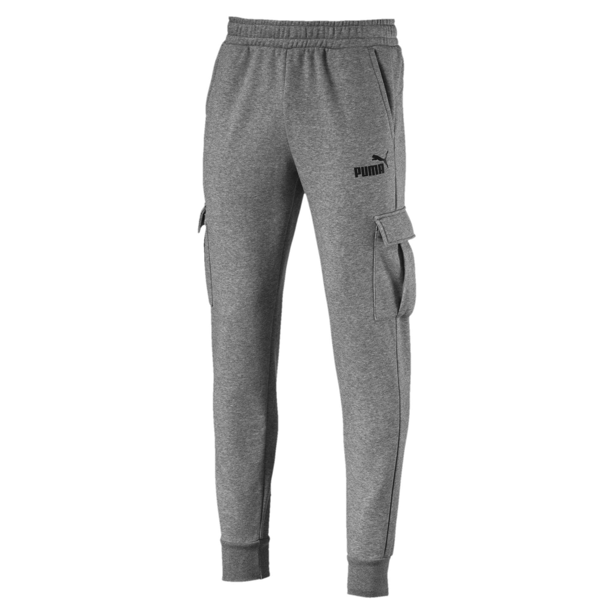 Miniatura 1 de Pantalones Essentials+ con bolsillos para hombre, Medium Gray Heather, mediano