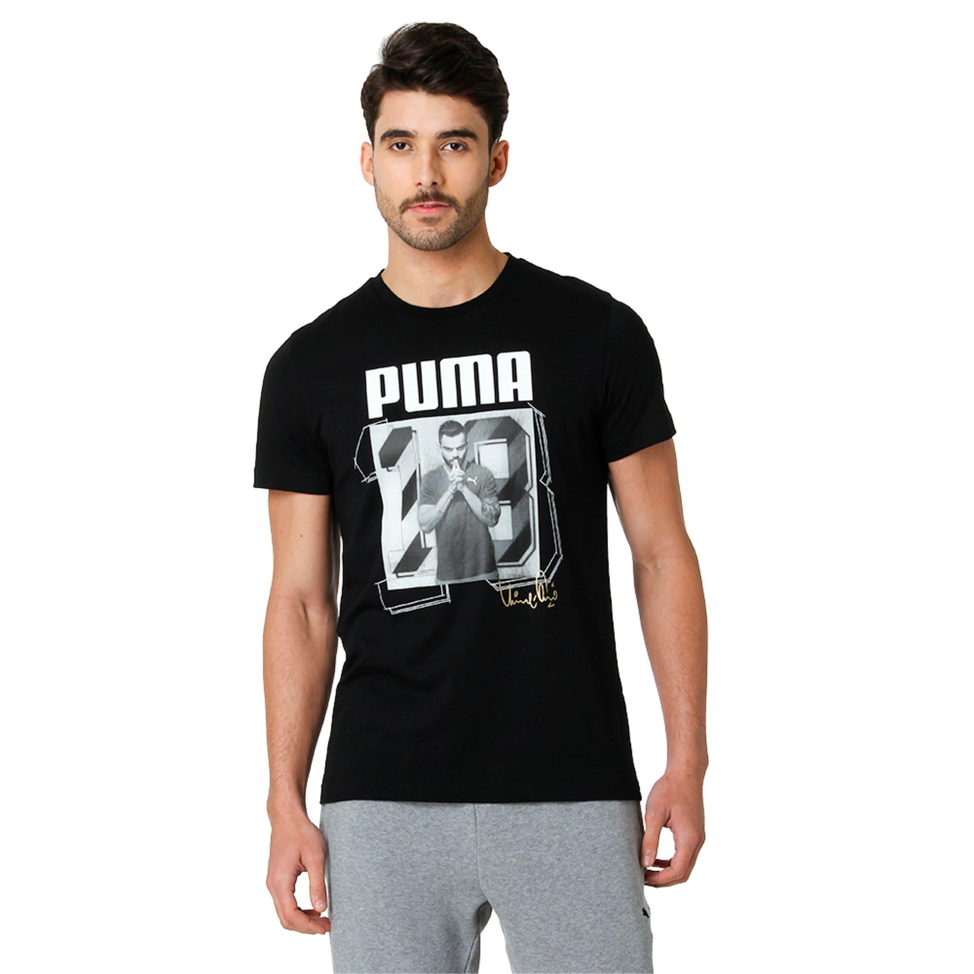 Thumbnail 4 of VK Tee, Puma Black, medium-IND