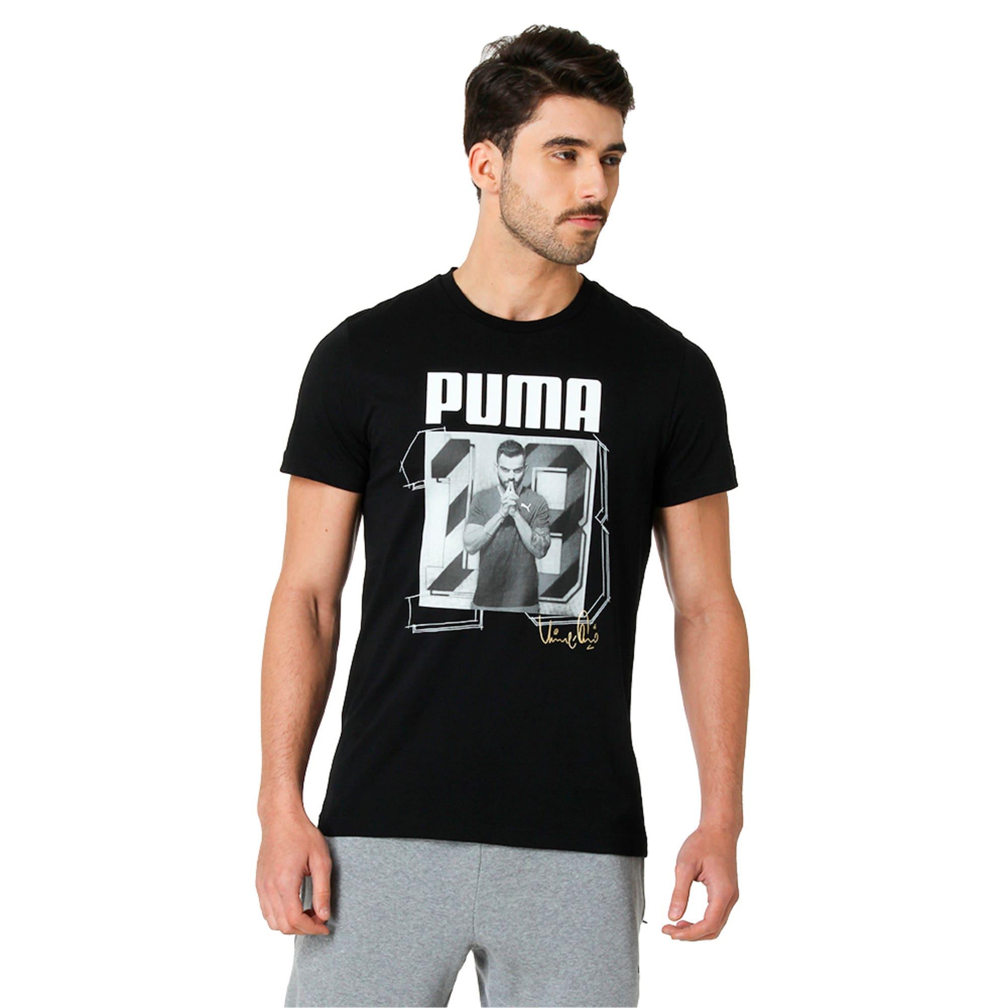 Thumbnail 2 of VK Tee, Puma Black, medium-IND