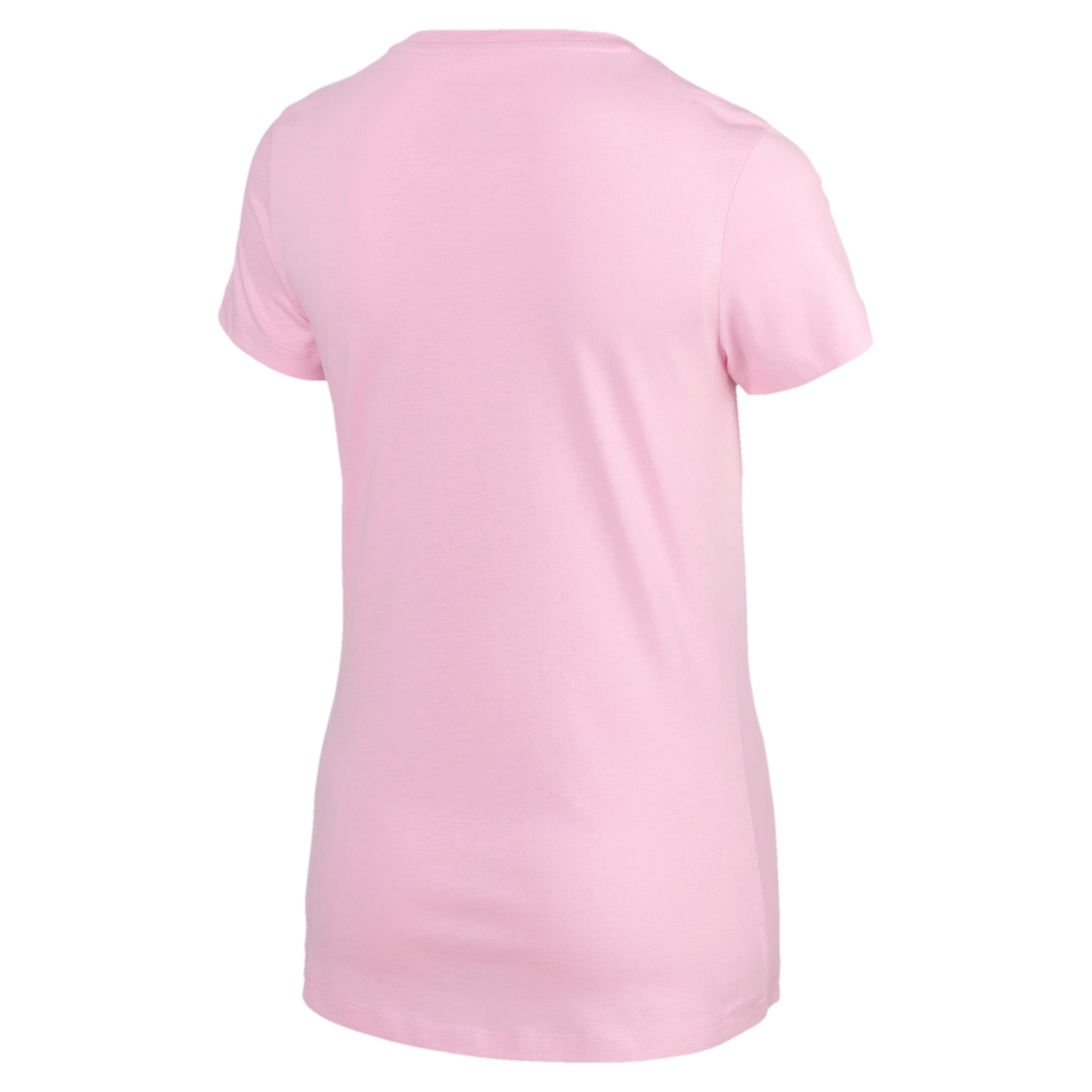 Thumbnail 5 of Essentials Damen T-Shirt, Pale Pink, medium