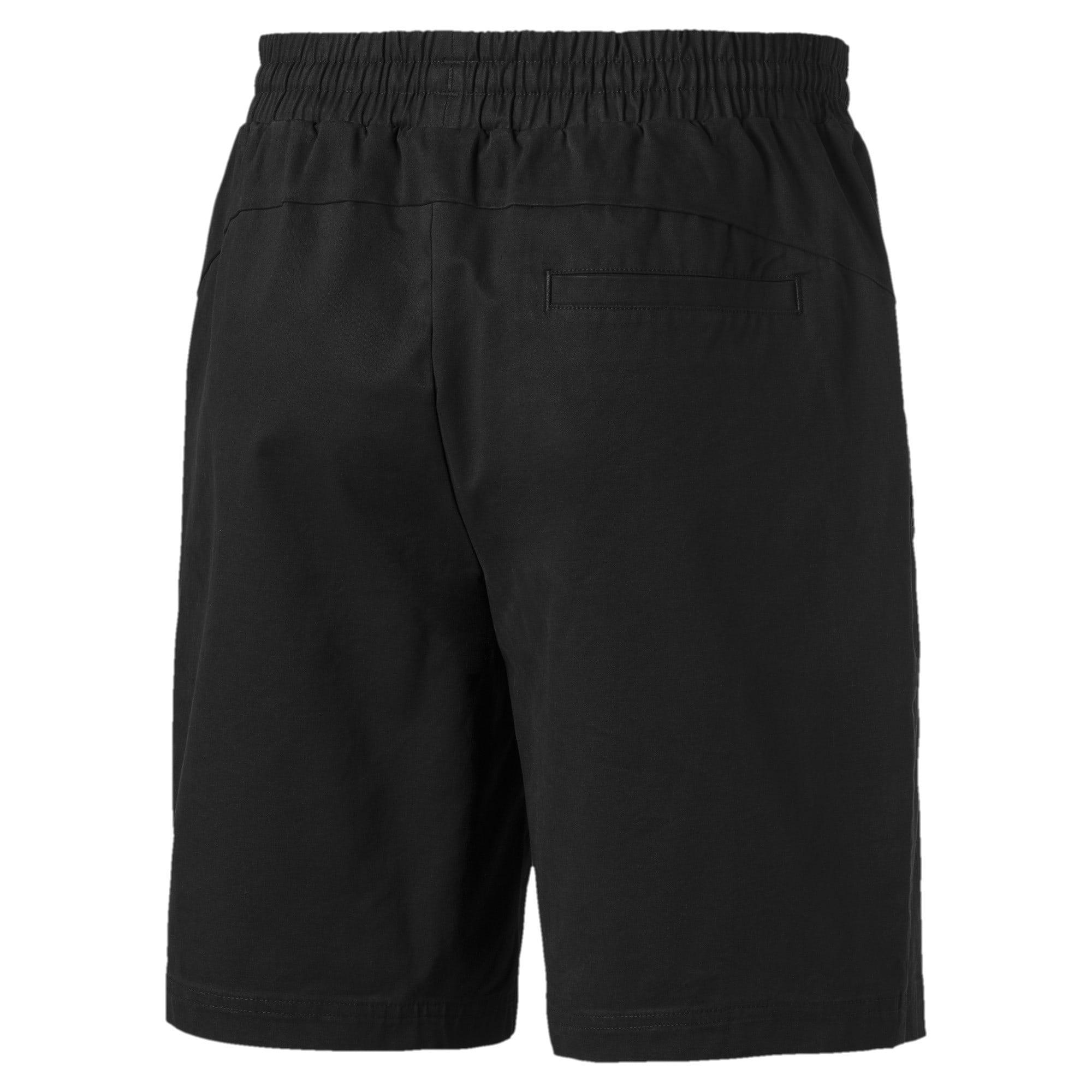 Miniatura 5 de Shorts Fusion para hombre, Puma Black, mediano