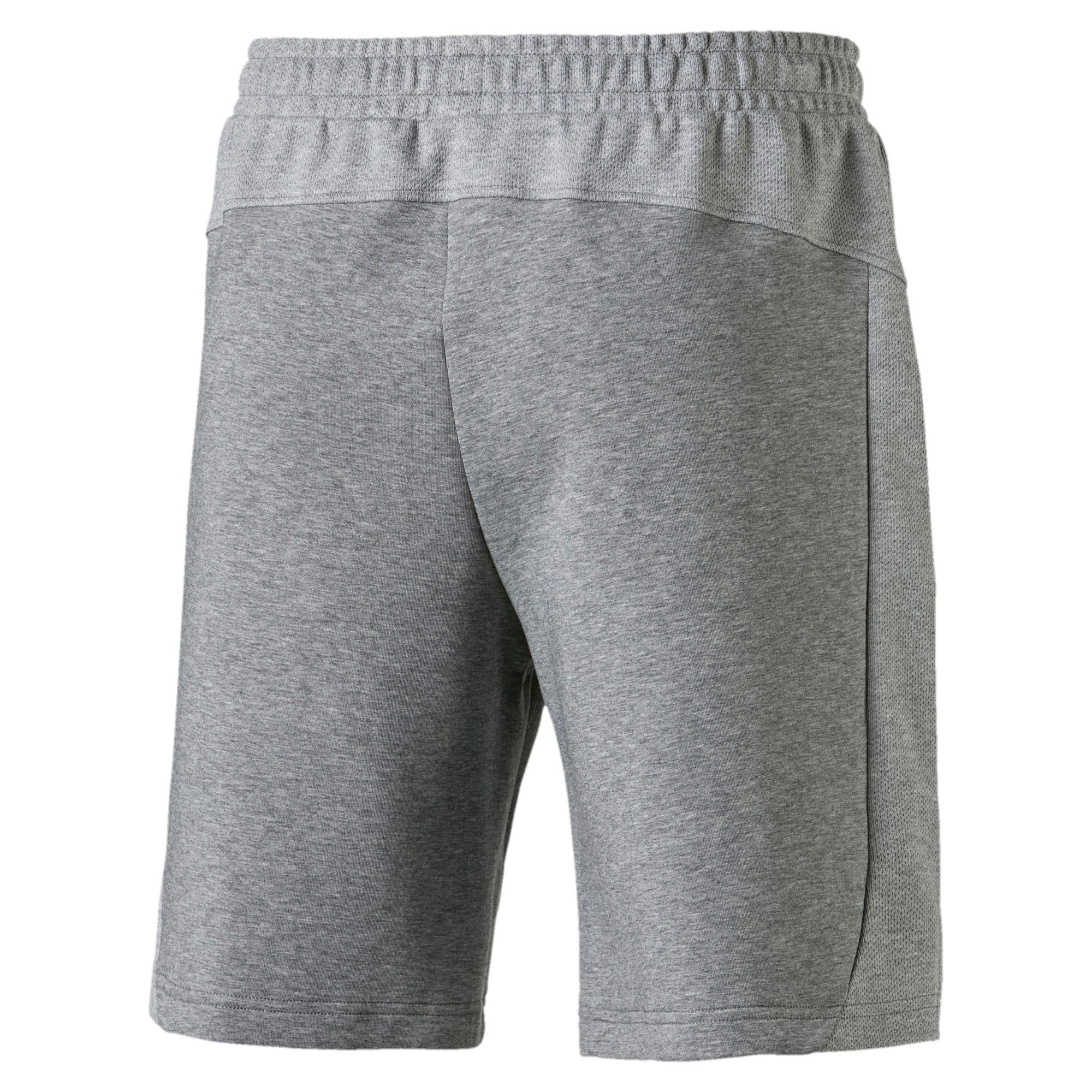 "Thumbnail 5 of Evostripe Move 8"" Men's Shorts, Medium Gray Heather, medium"