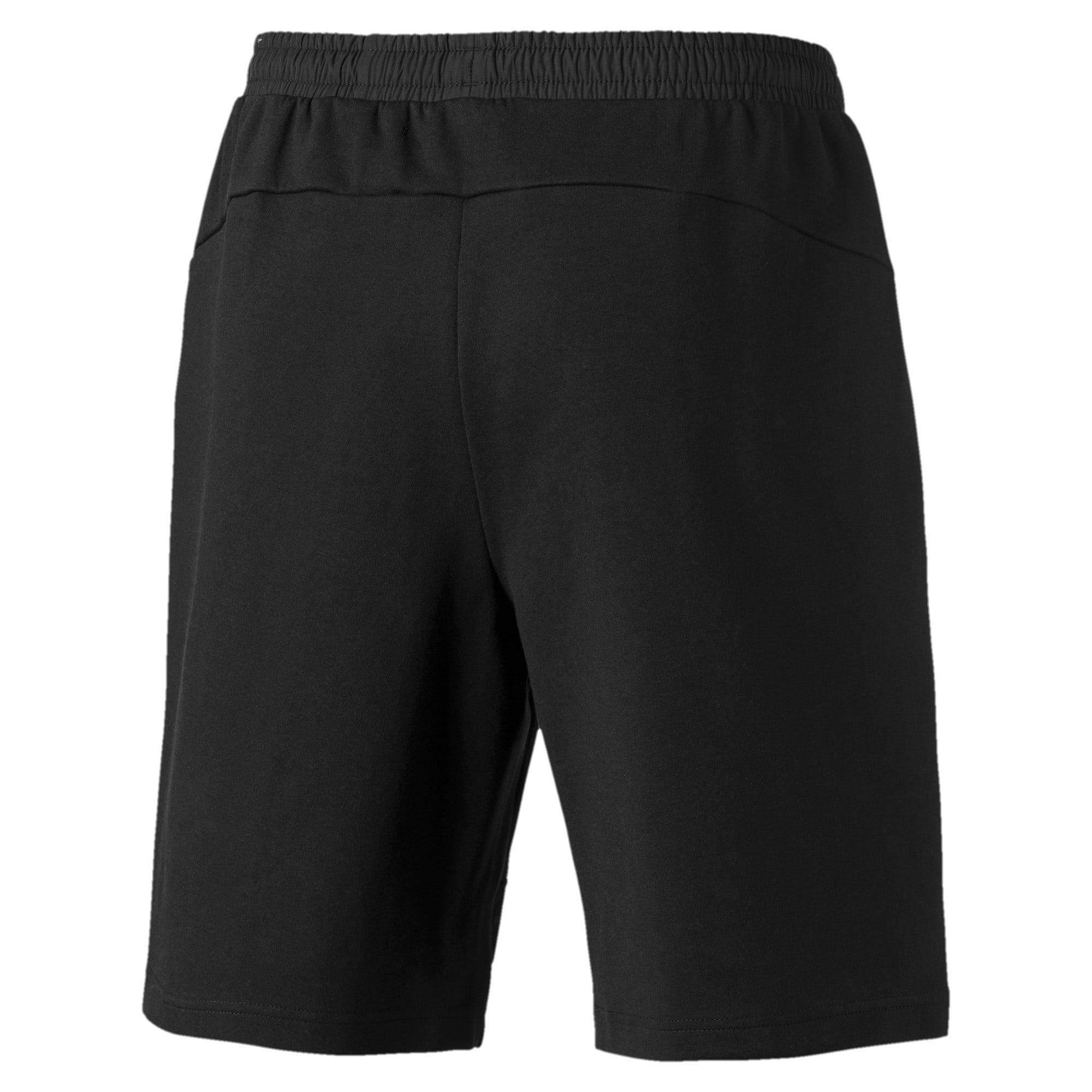 Thumbnail 5 of Evostripe Lite Herren Shorts, Puma Black, medium