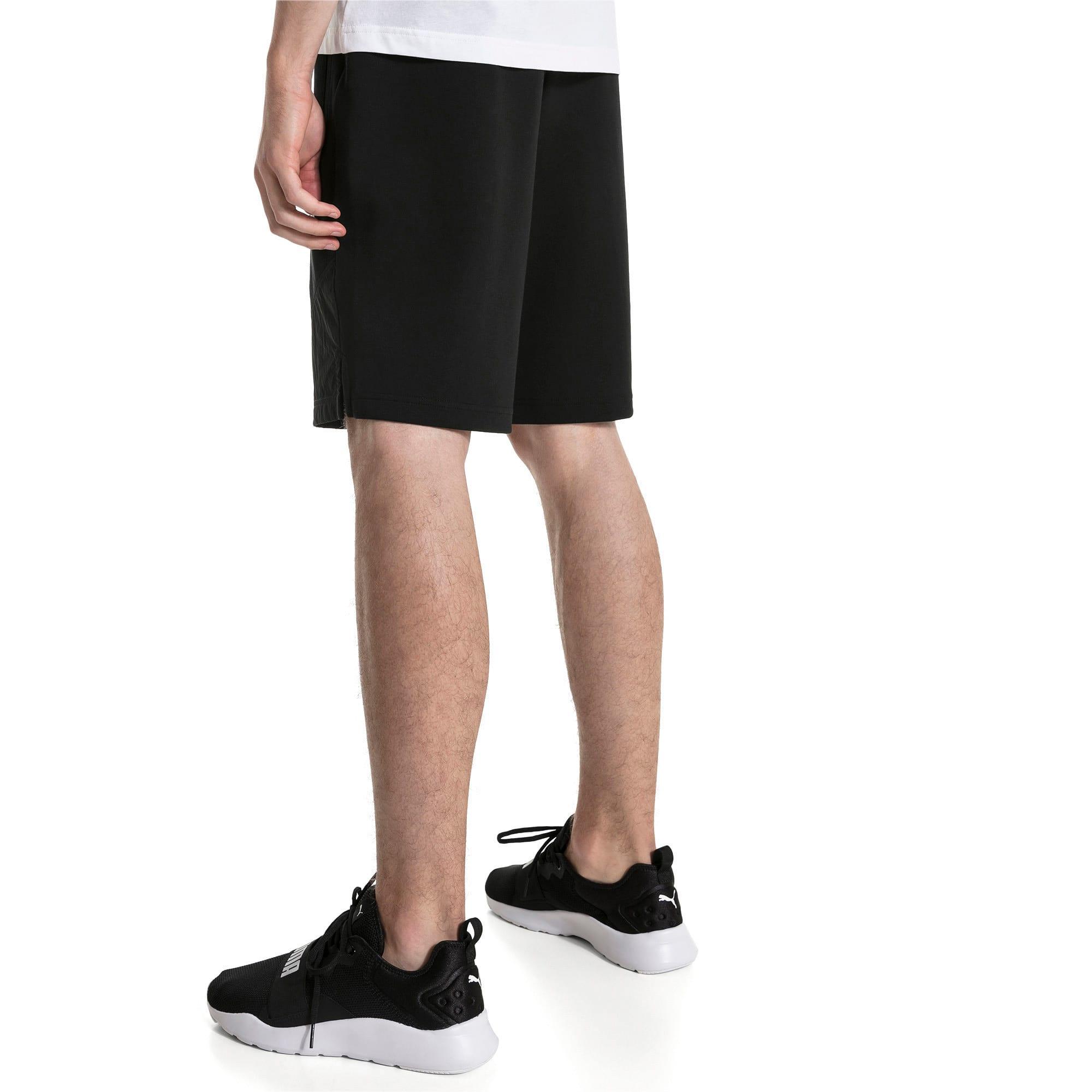 Thumbnail 2 of Evostripe Lite Herren Shorts, Puma Black, medium