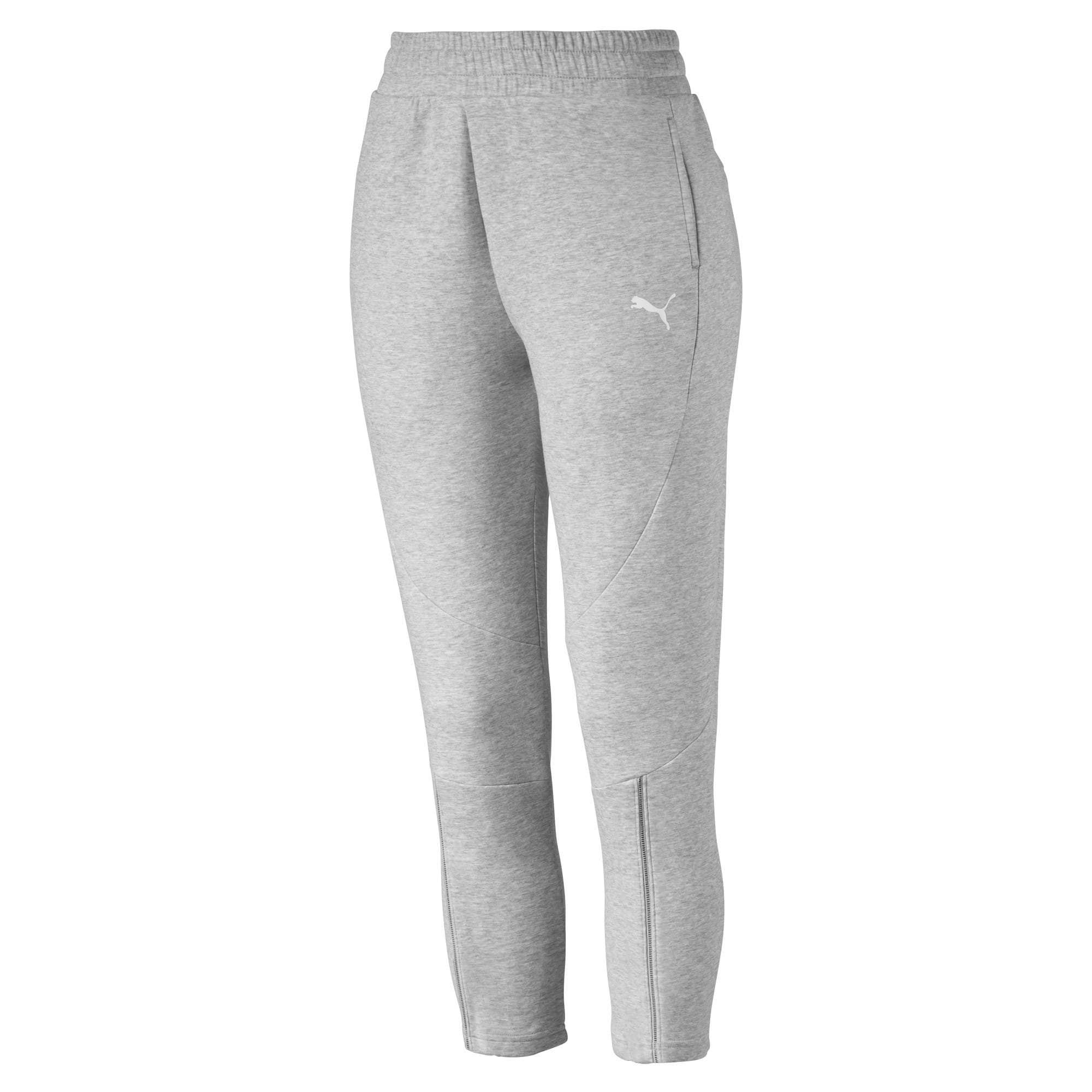 Thumbnail 4 of Pantalon Evostripe Move pour femme, Light Gray Heather, medium