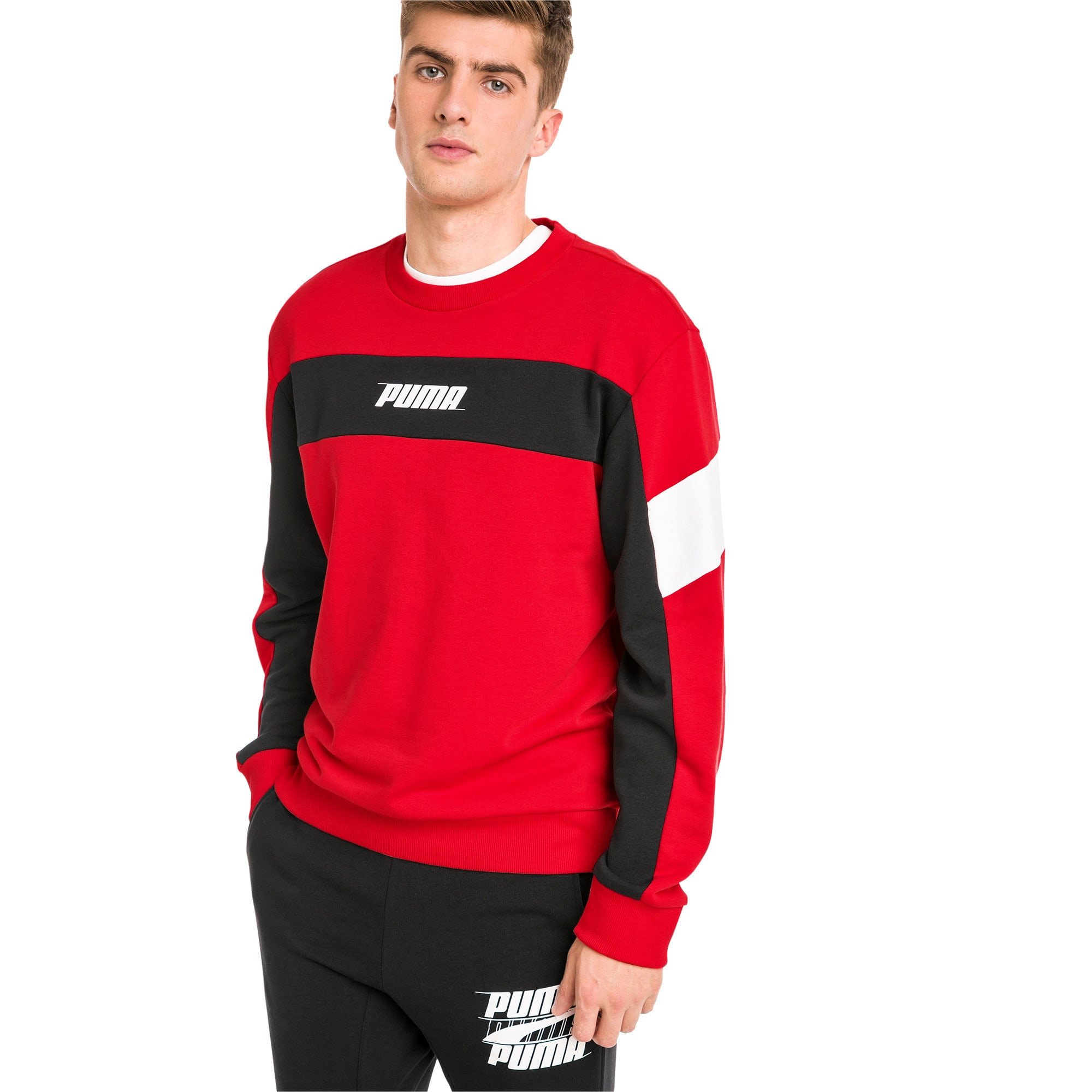 Thumbnail 1 of Sweat Rebel pour homme, High Risk Red, medium
