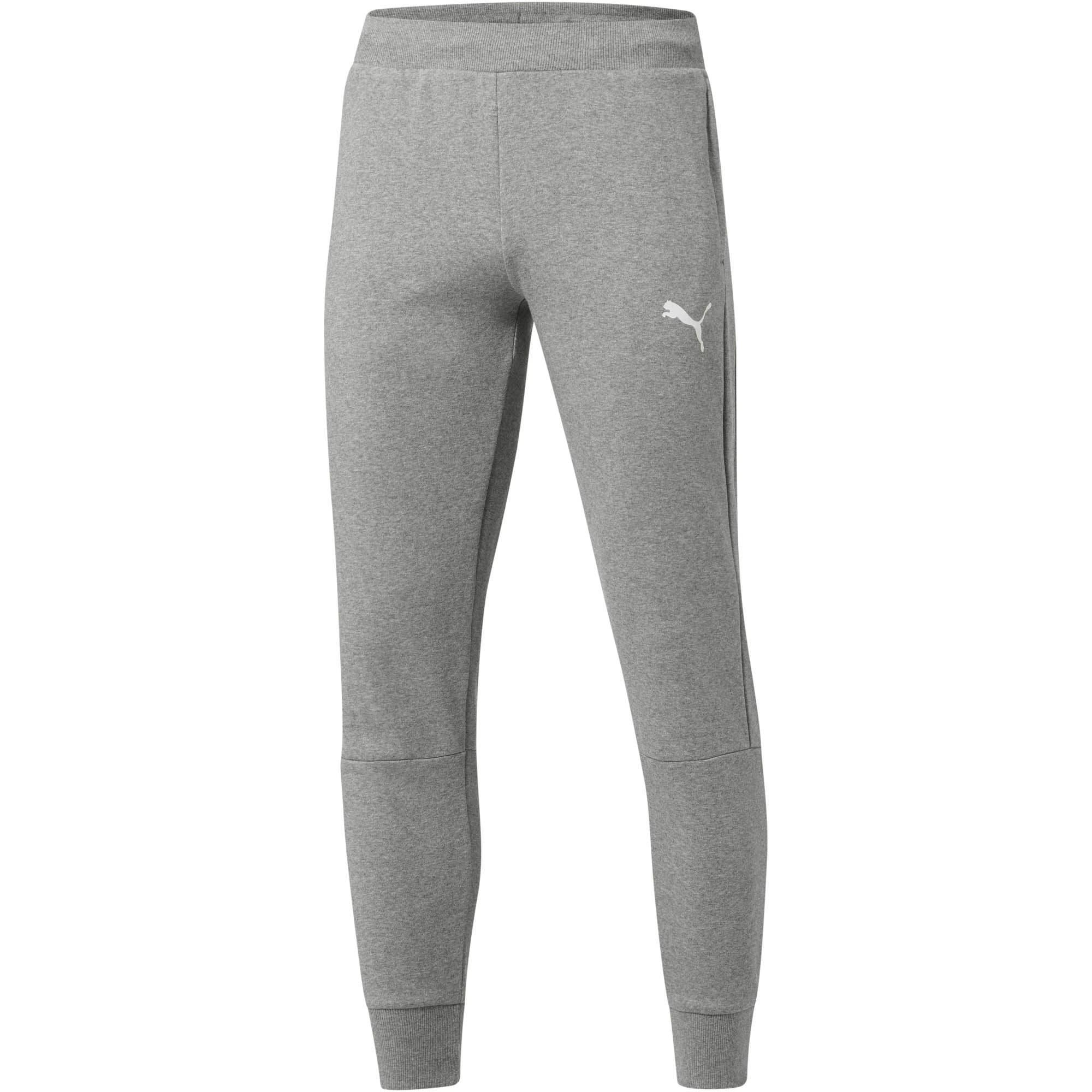 Thumbnail 1 of Modern Sports Fleece Pants, Medium Gray Heather, medium