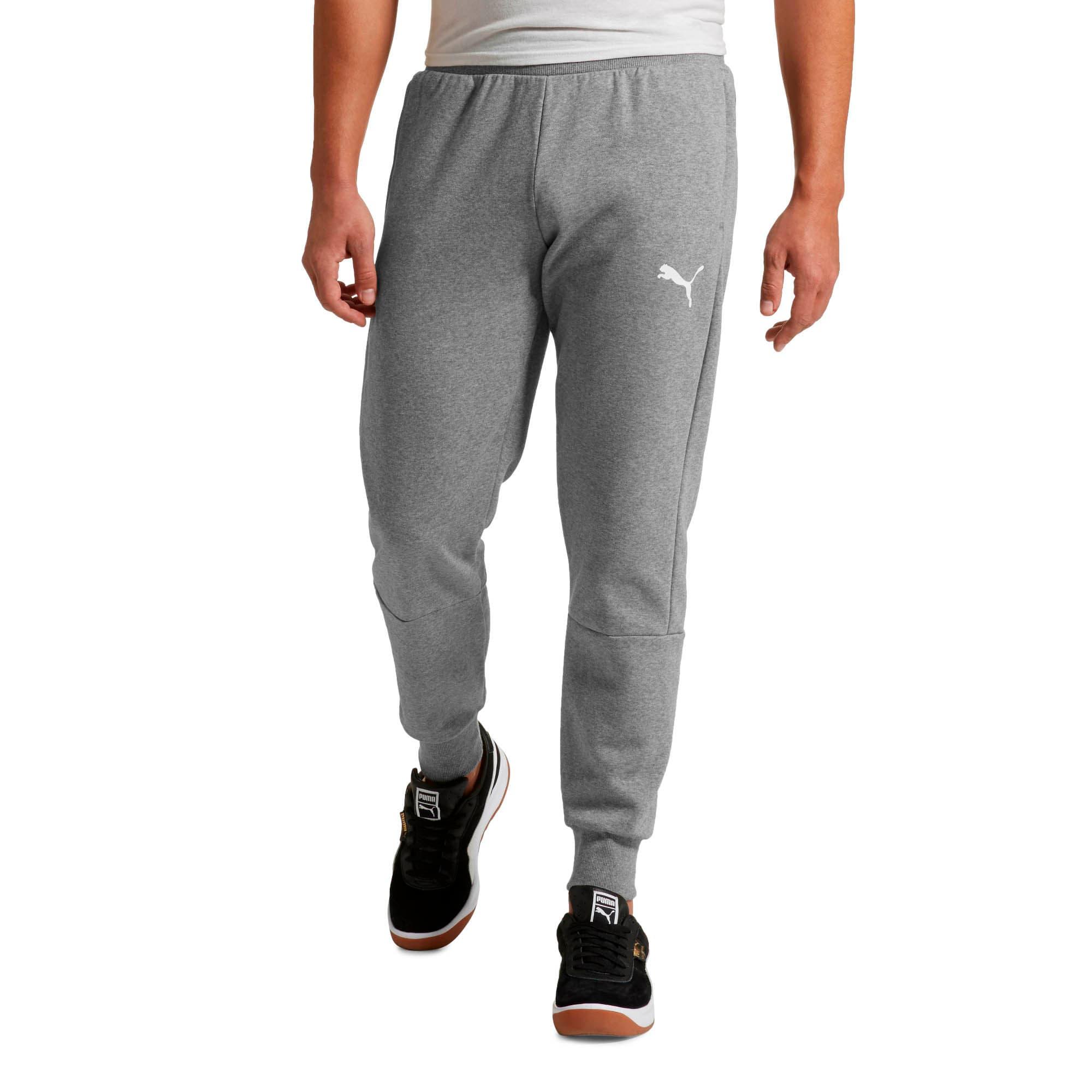 Thumbnail 2 of Modern Sports Fleece Pants, Medium Gray Heather, medium