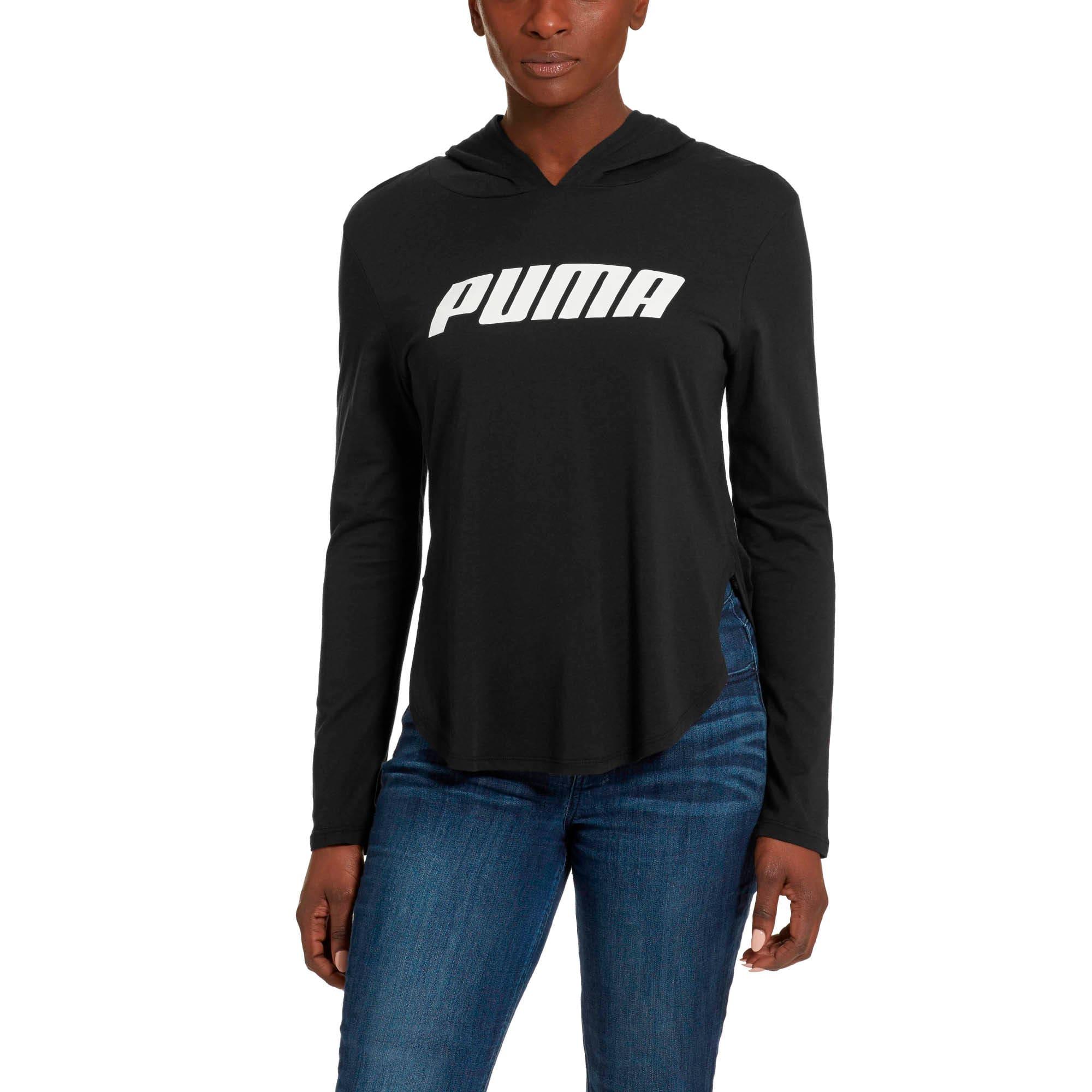 Thumbnail 1 of Modern Sports Light Cover up, Puma Black, medium