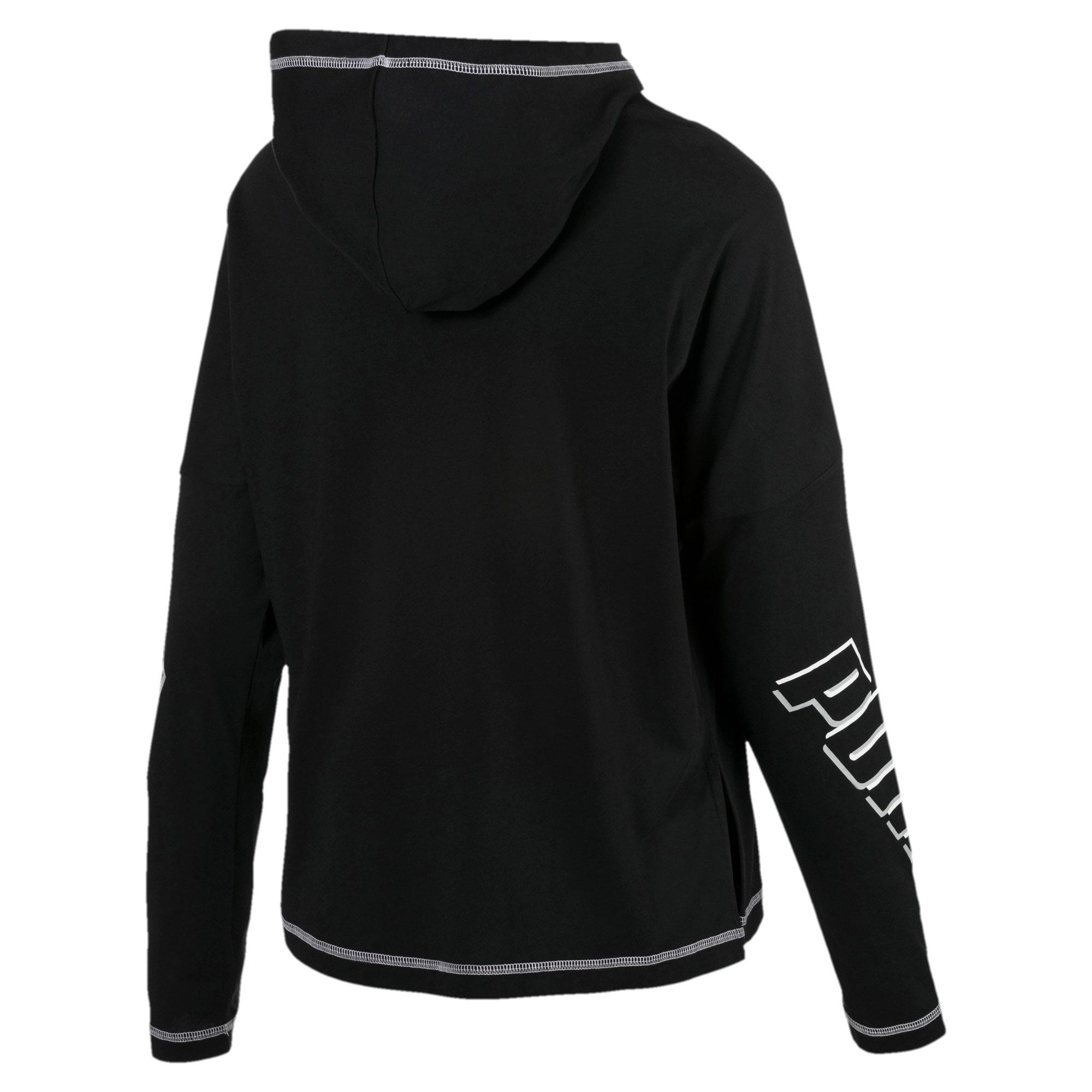 Miniatura 5 de Top liviano Modern Sports para mujer, Cotton Black, mediano