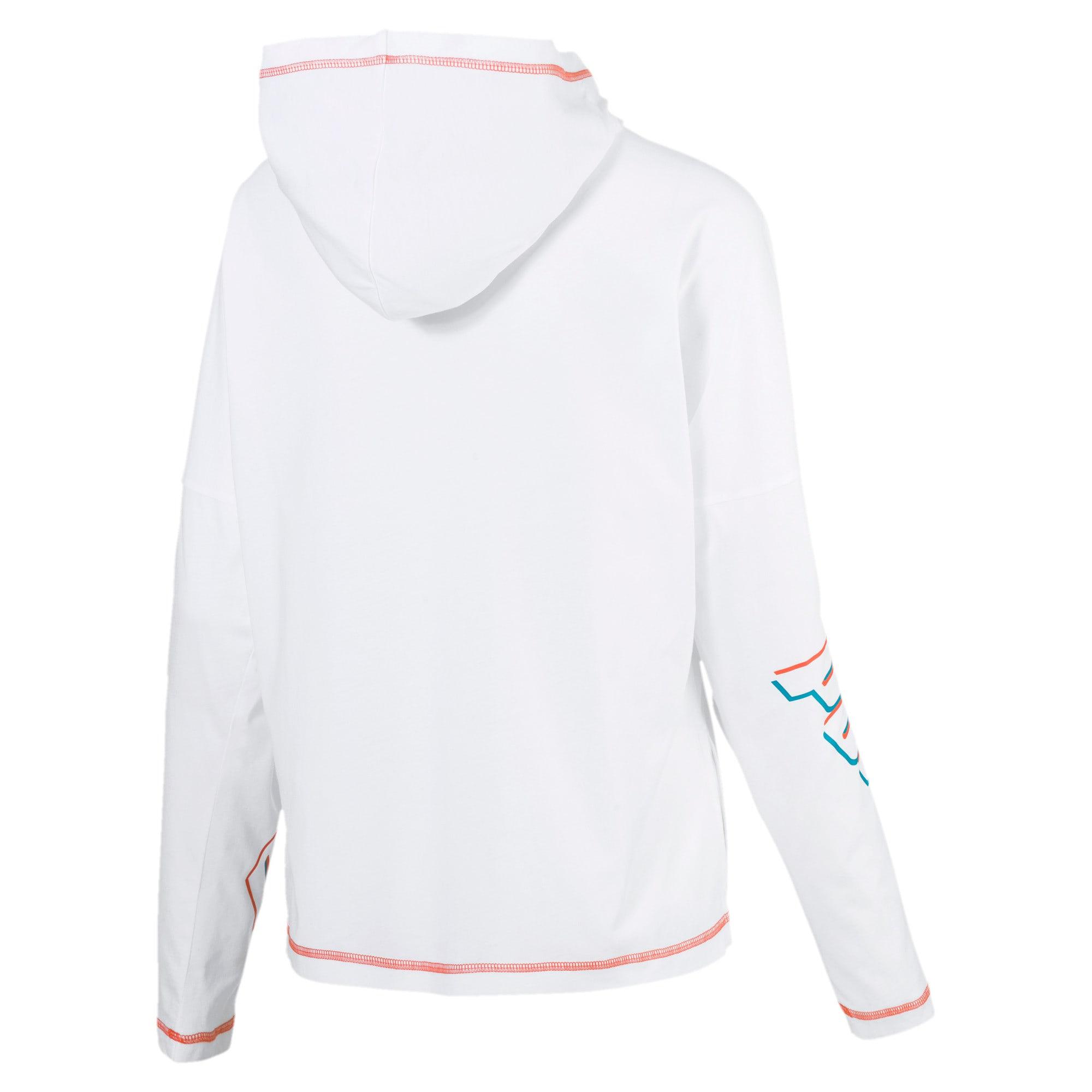 Miniatura 3 de Top liviano Modern Sports para mujer, Puma White, mediano