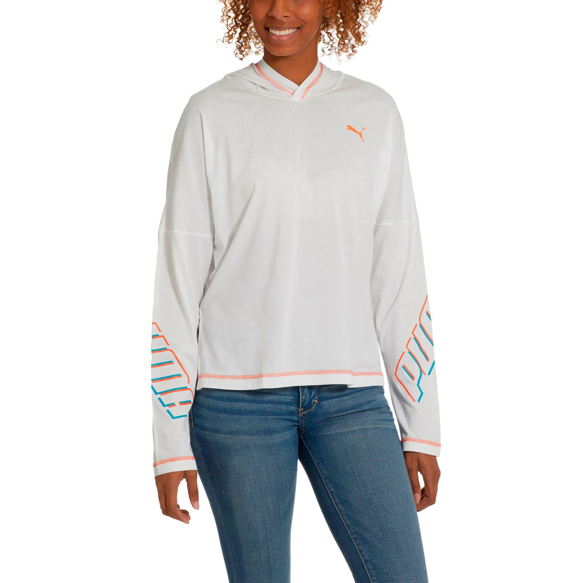 Miniatura 1 de Top liviano Modern Sports para mujer, Puma White, mediano