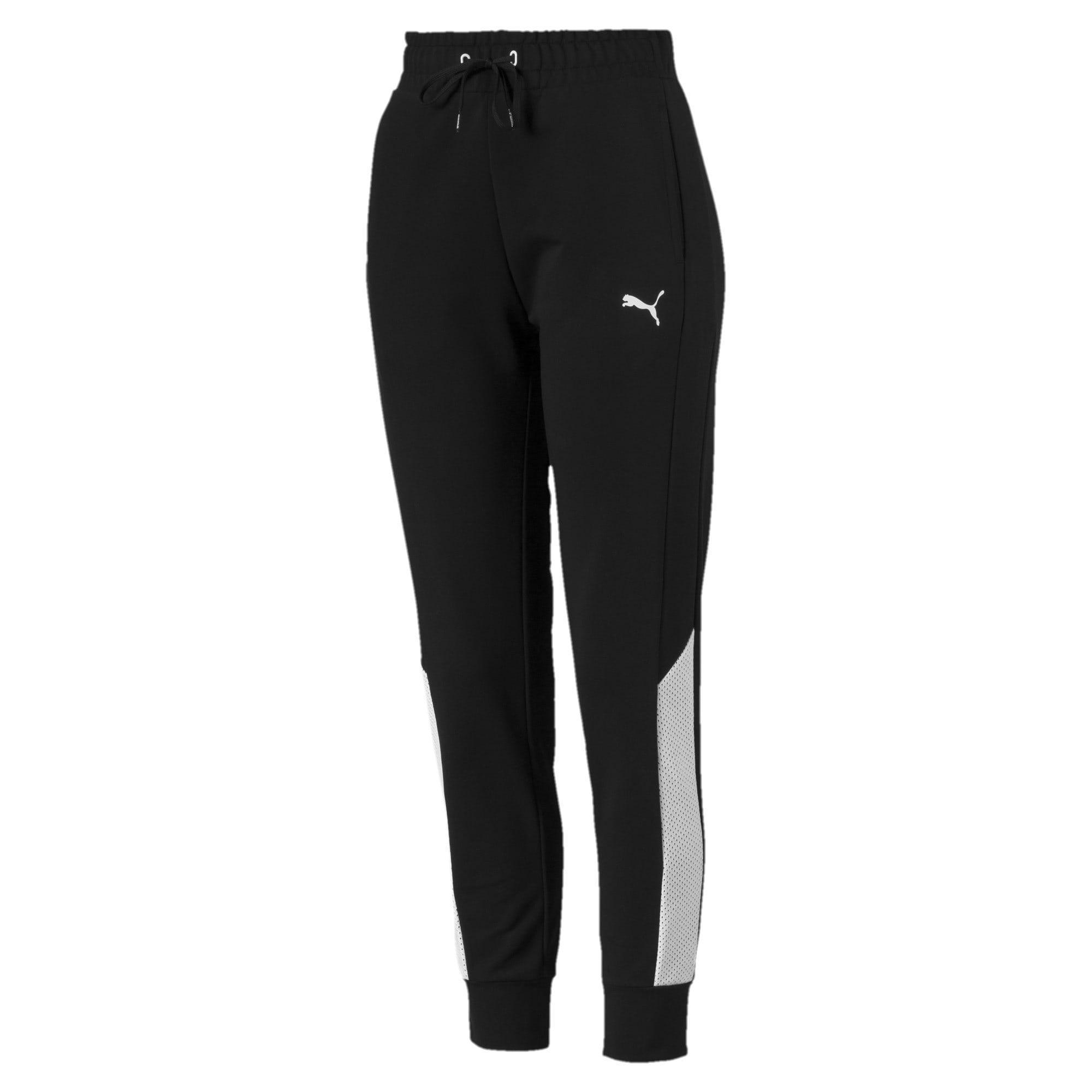 Thumbnail 4 of Modern Sports Pants, Cotton Black, medium